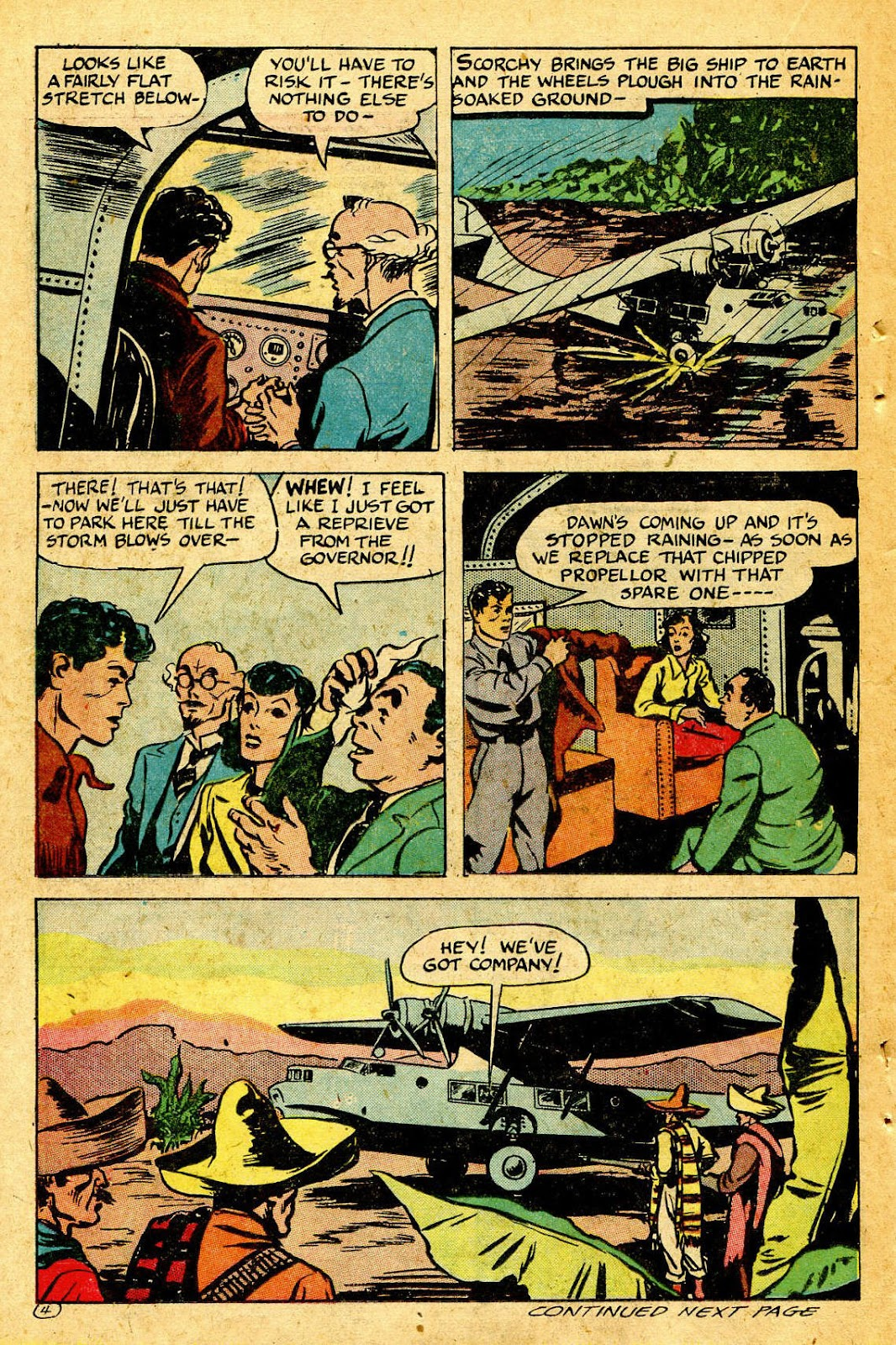 Read online Famous Funnies comic -  Issue #126 - 32