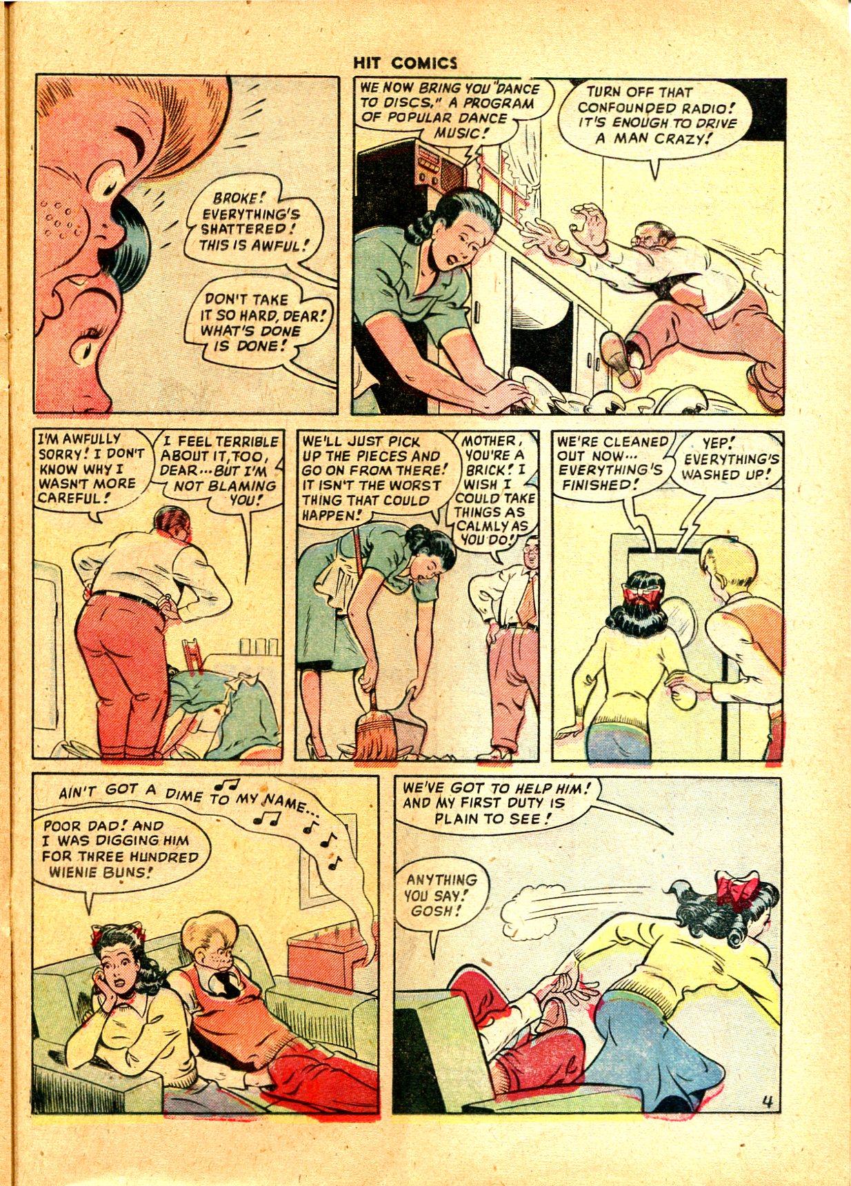 Read online Hit Comics comic -  Issue #57 - 29