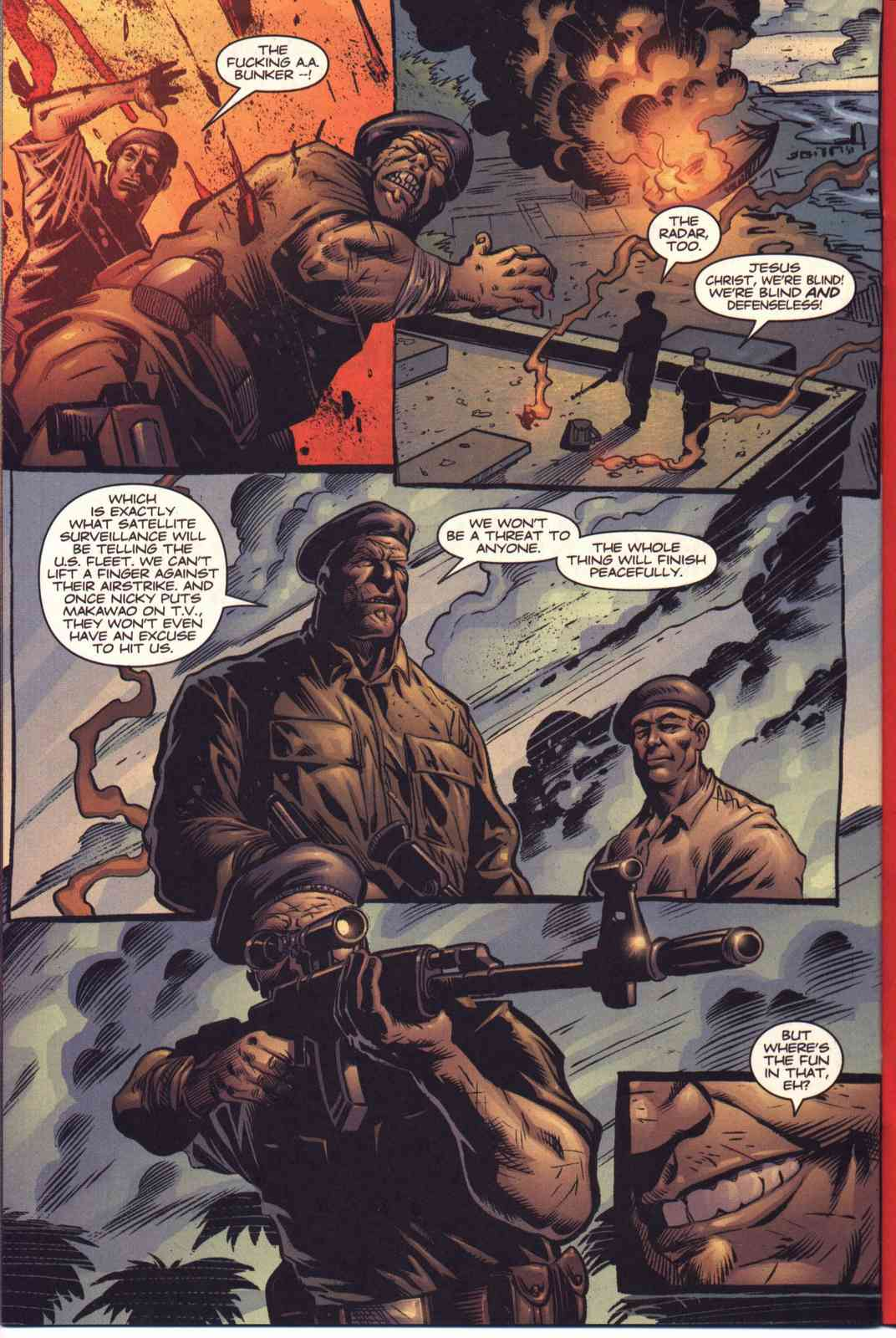 Read online Fury comic -  Issue #5 - 18