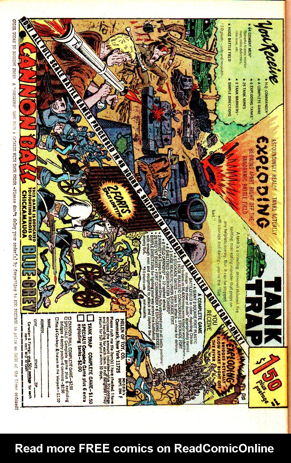 Read online All-Star Western (1970) comic -  Issue #11 - 50