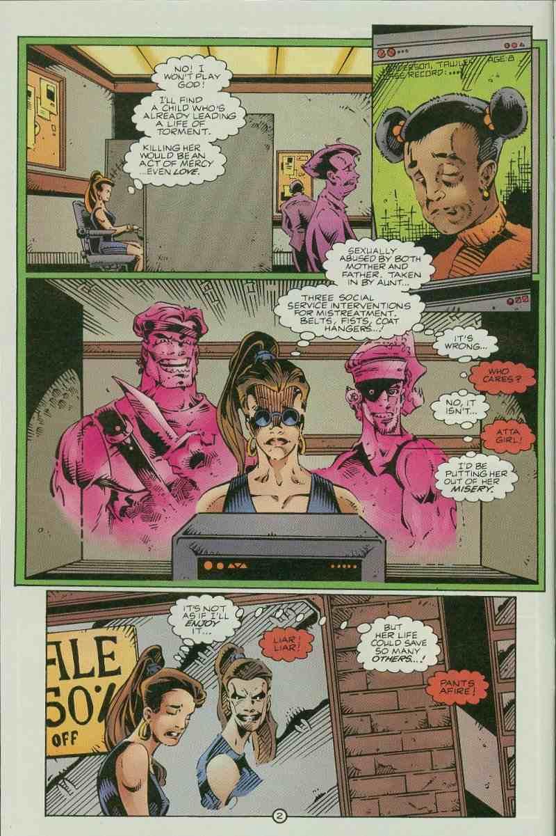 Read online Ultraverse Premiere comic -  Issue #11 - 18