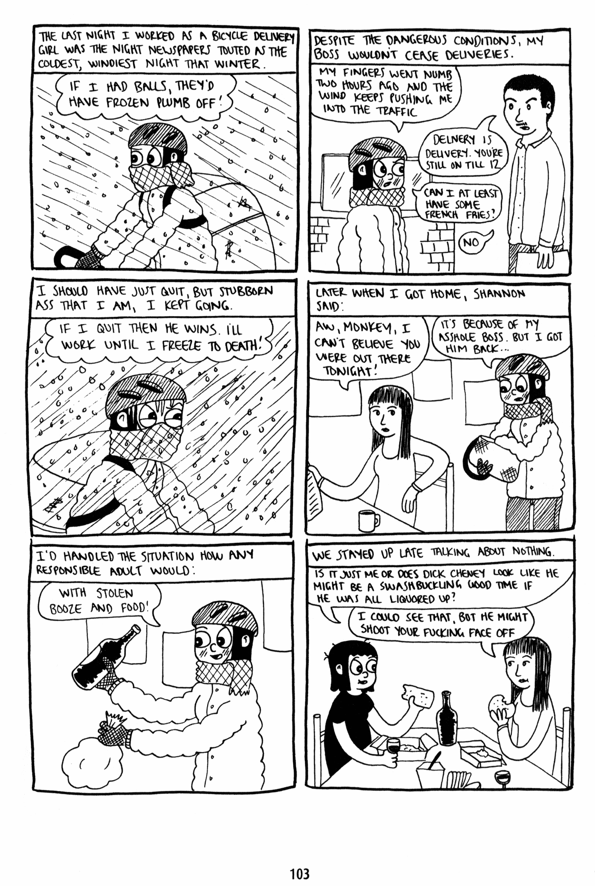 Read online Drinking at the Movies comic -  Issue # Full - 105