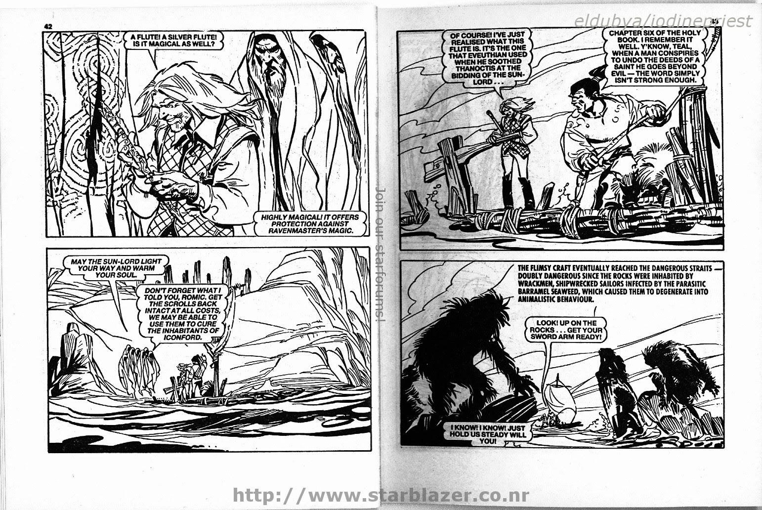 Starblazer issue 257 - Page 23