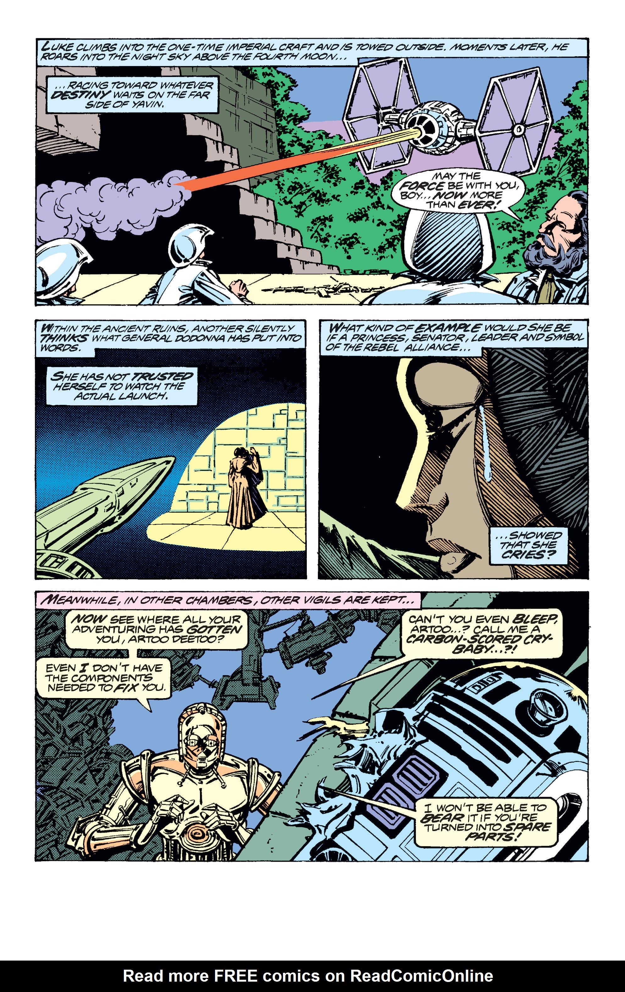 Read online Star Wars Omnibus comic -  Issue # Vol. 13 - 465