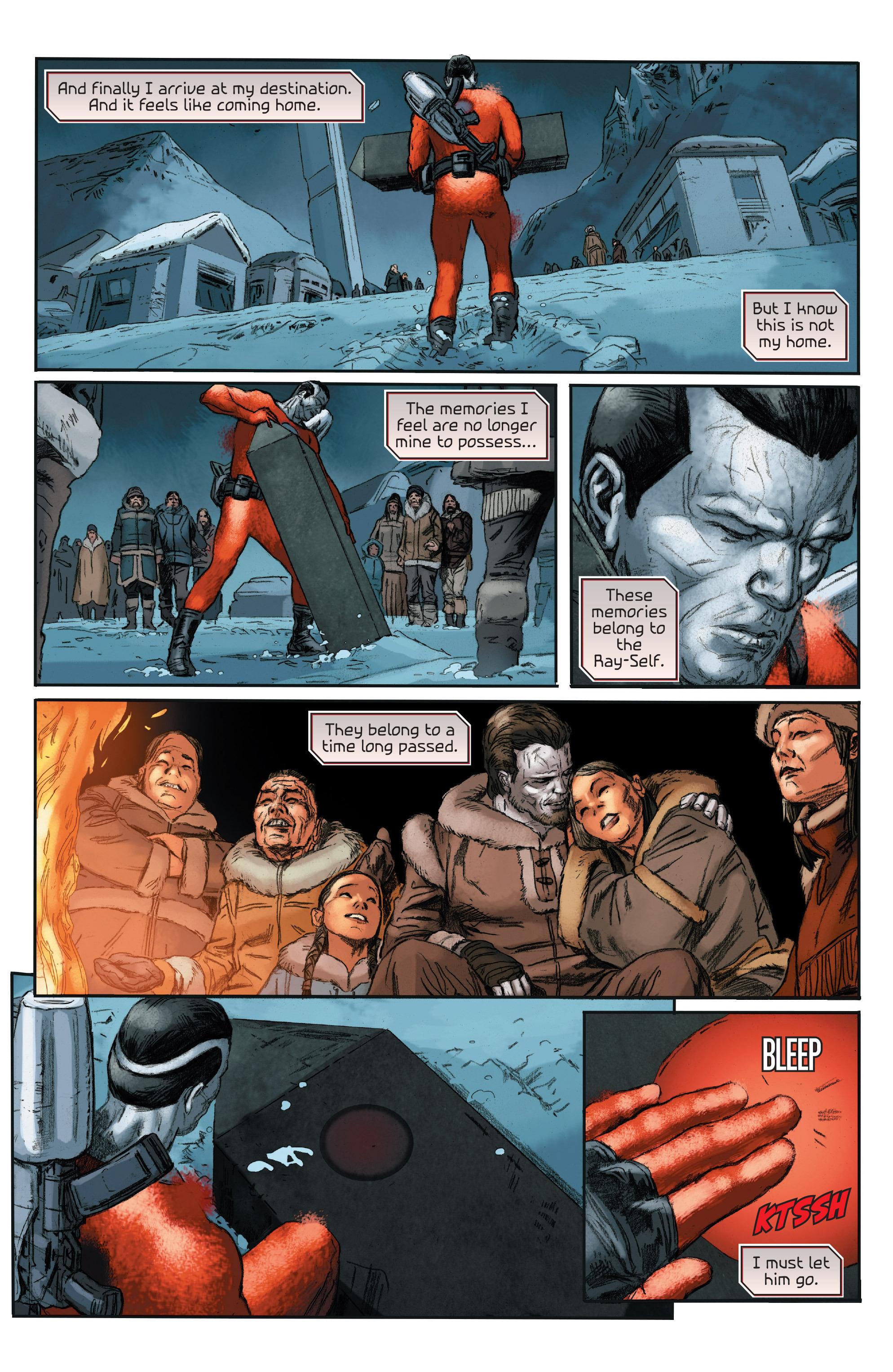 Read online 4001 A.D.: Bloodshot comic -  Issue #4001 A.D.: Bloodshot Full - 19