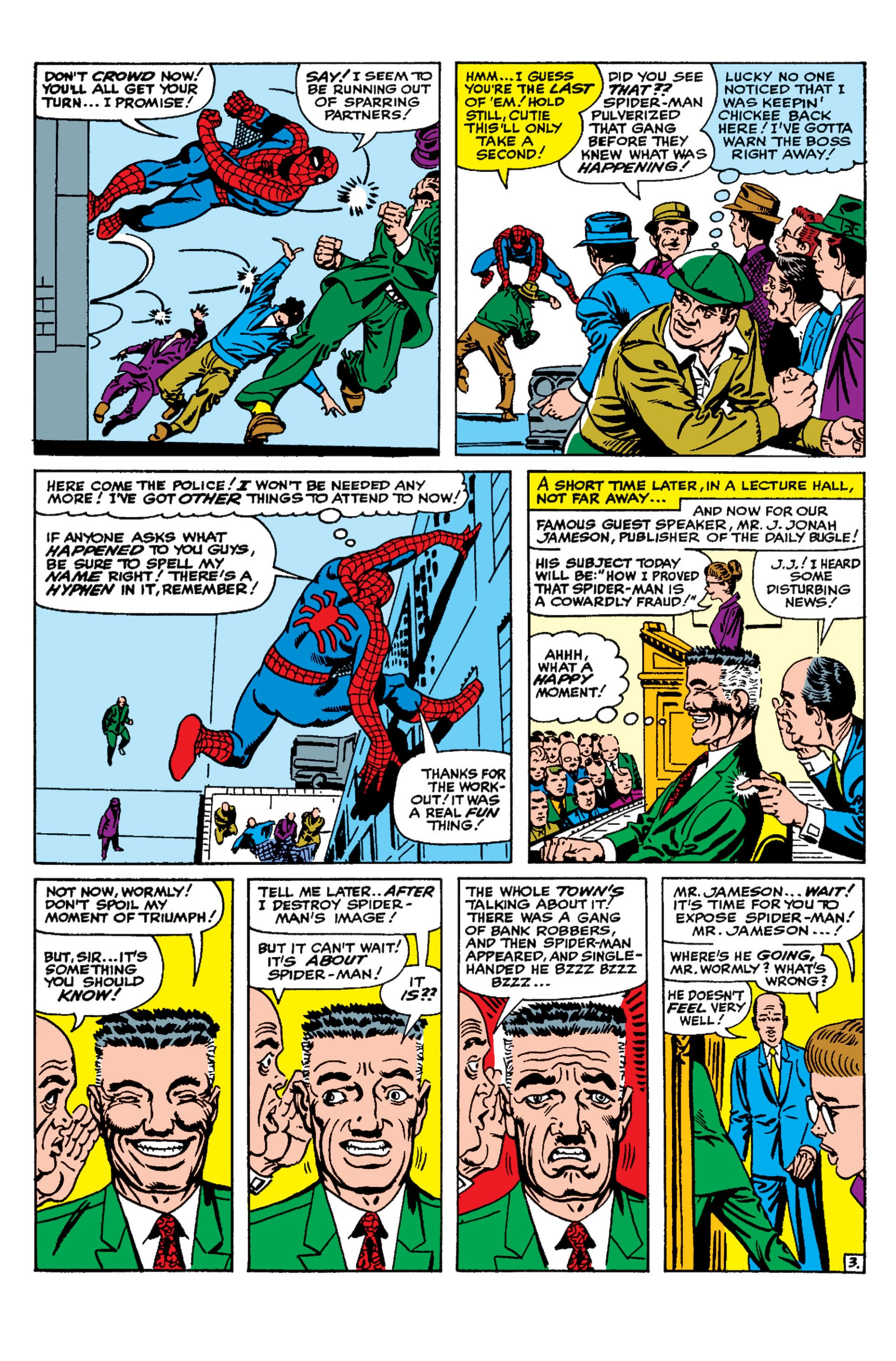 The Amazing Spider-Man (1963) 19 Page 3