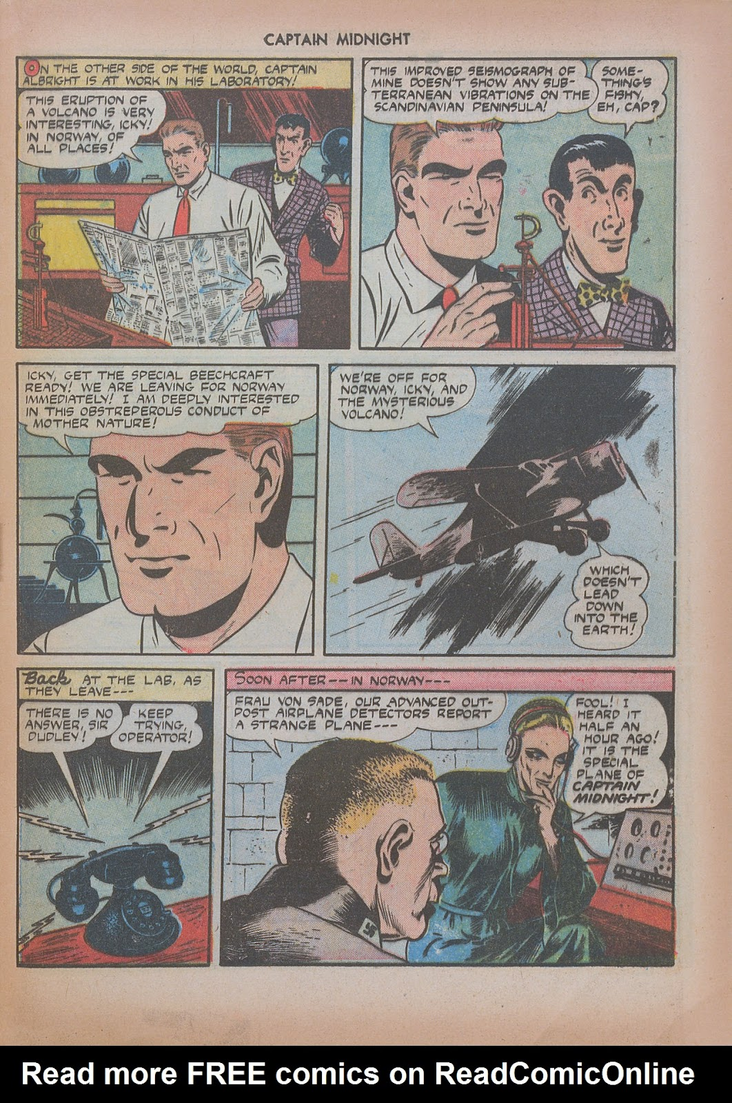 Captain Midnight (1942) issue 20 - Page 41