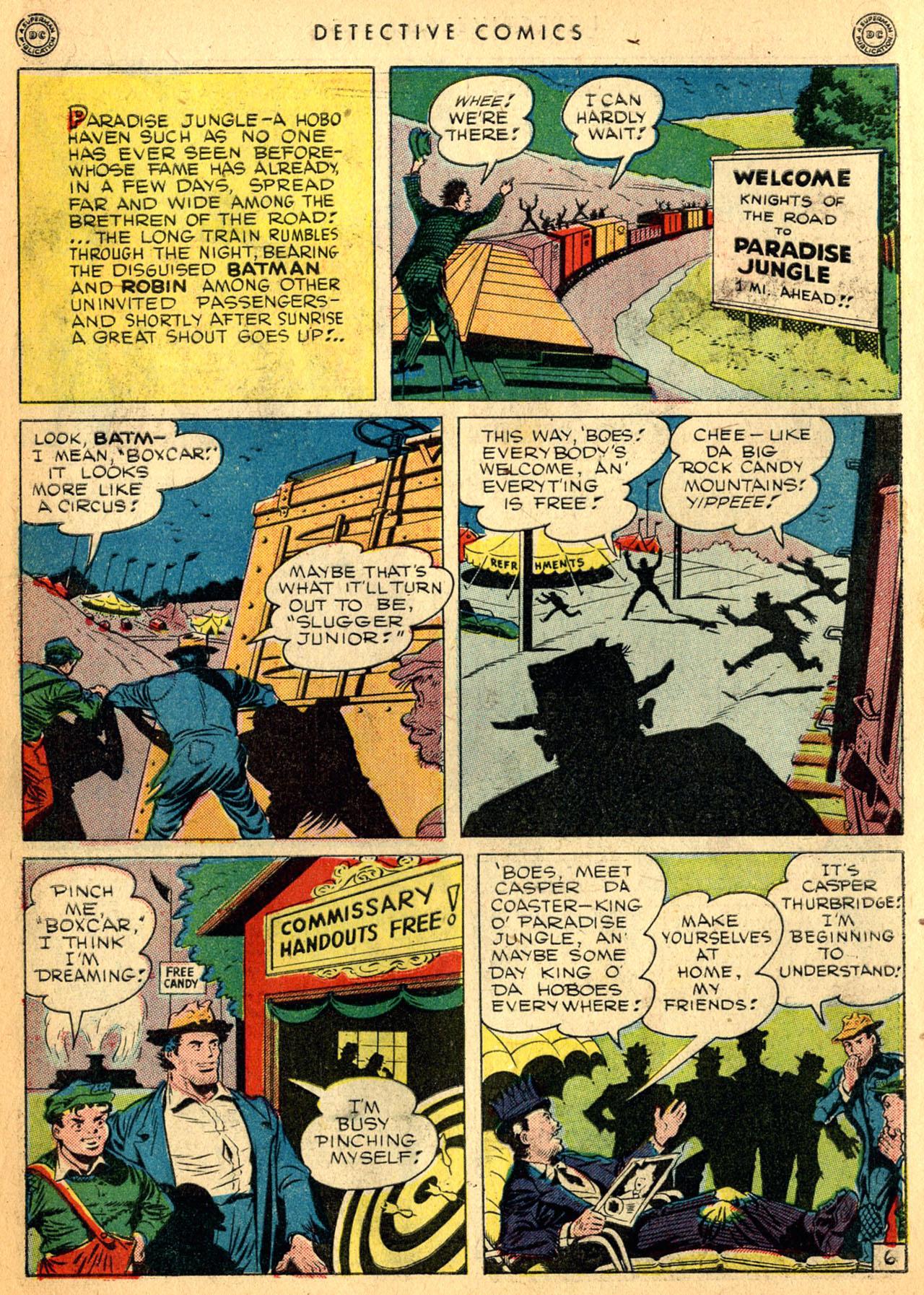 Read online Detective Comics (1937) comic -  Issue #98 - 8