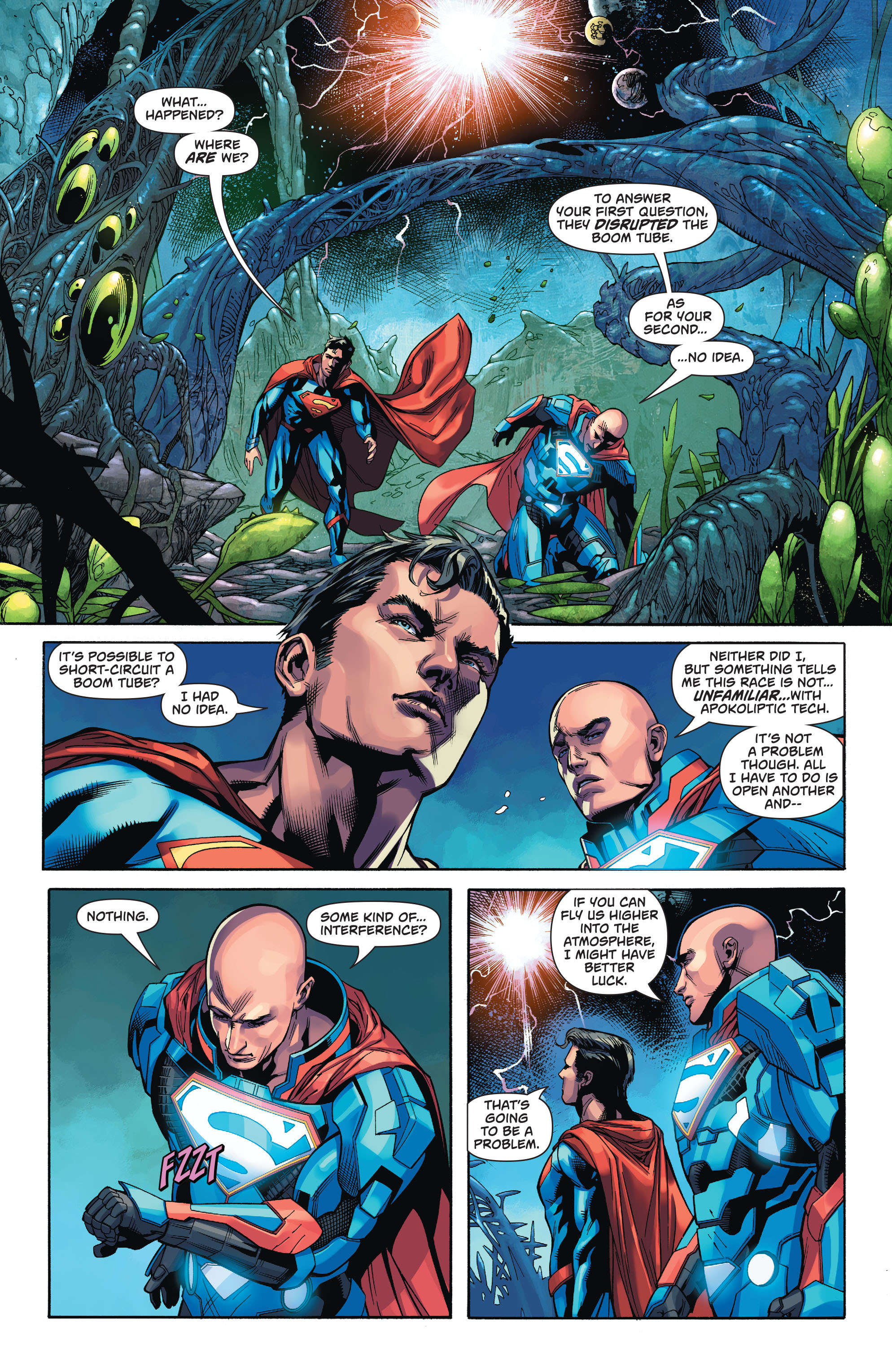 Read online Action Comics (2016) comic -  Issue #971 - 14