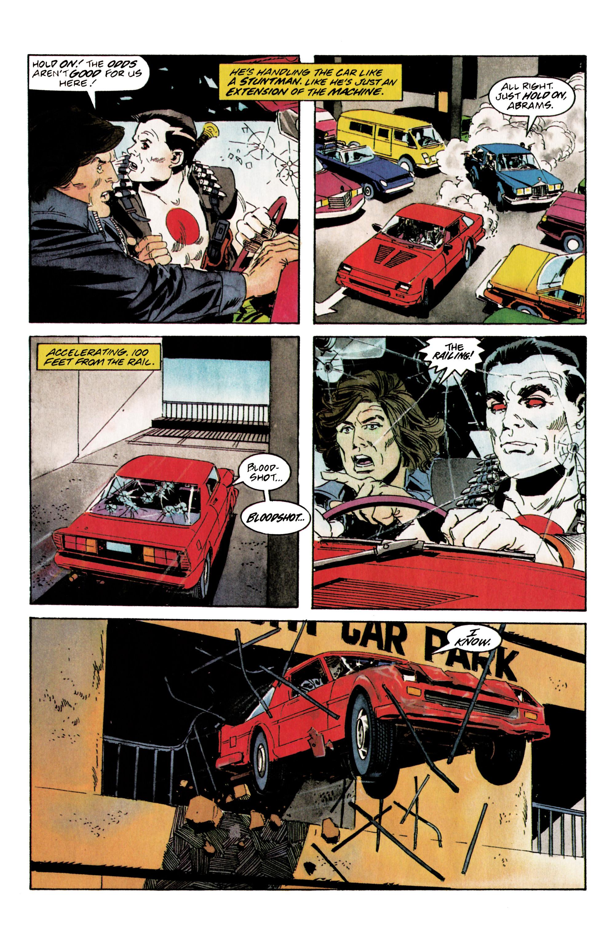 Read online Eternal Warrior (1992) comic -  Issue #5 - 8