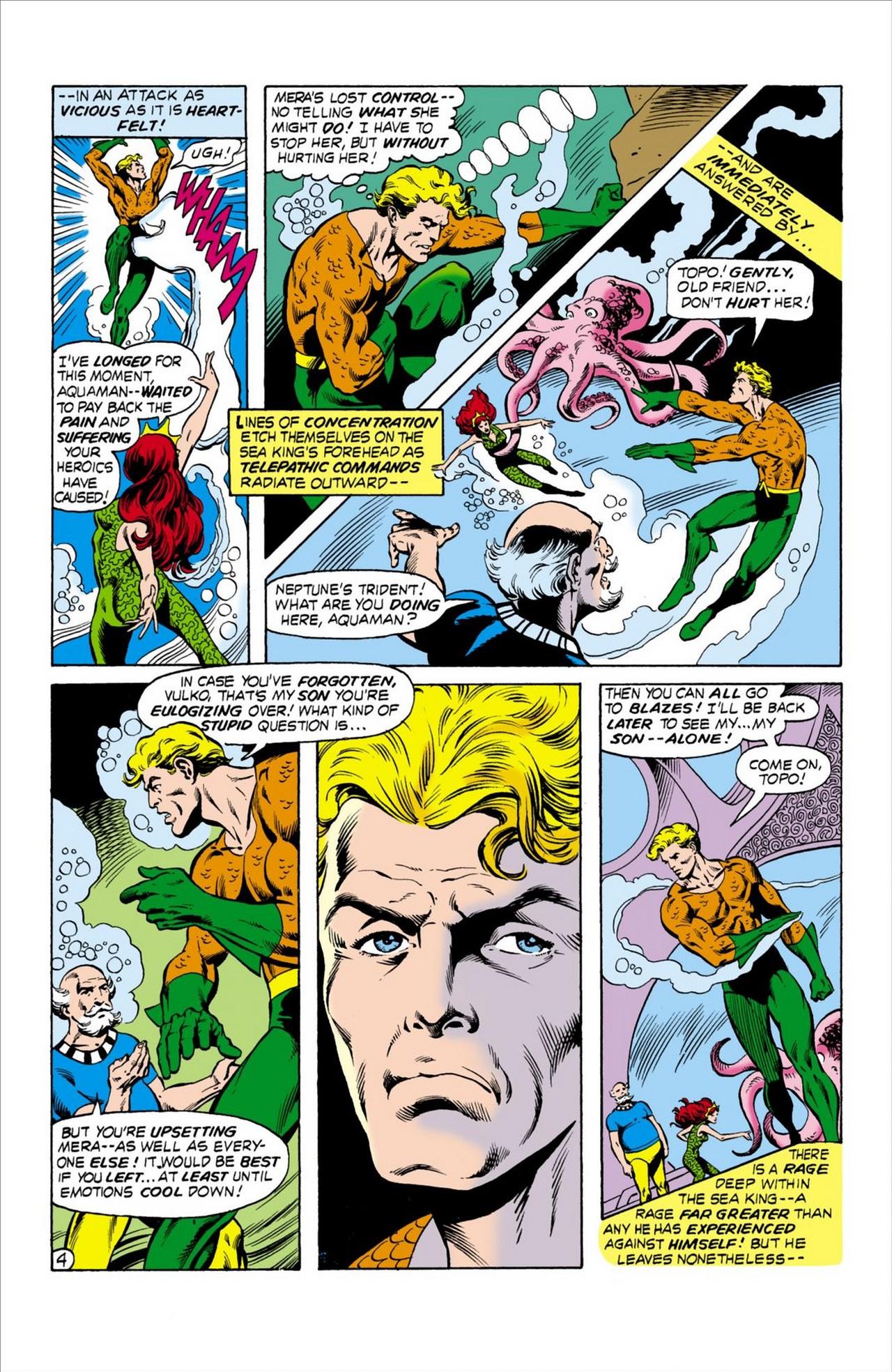 Read online Aquaman (1962) comic -  Issue #62 - 5