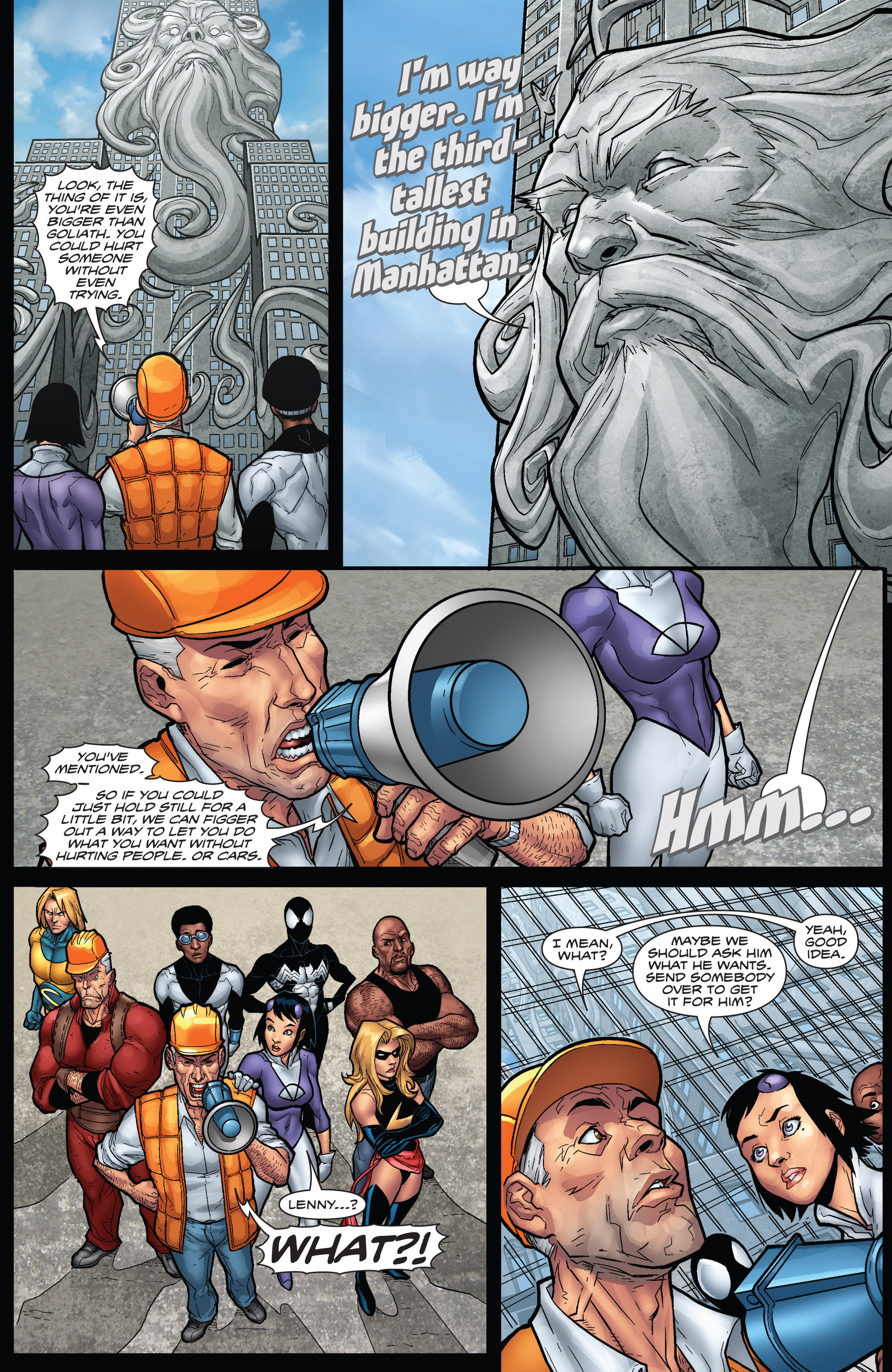 Read online WWH Aftersmash: Damage Control comic -  Issue #3 - 8