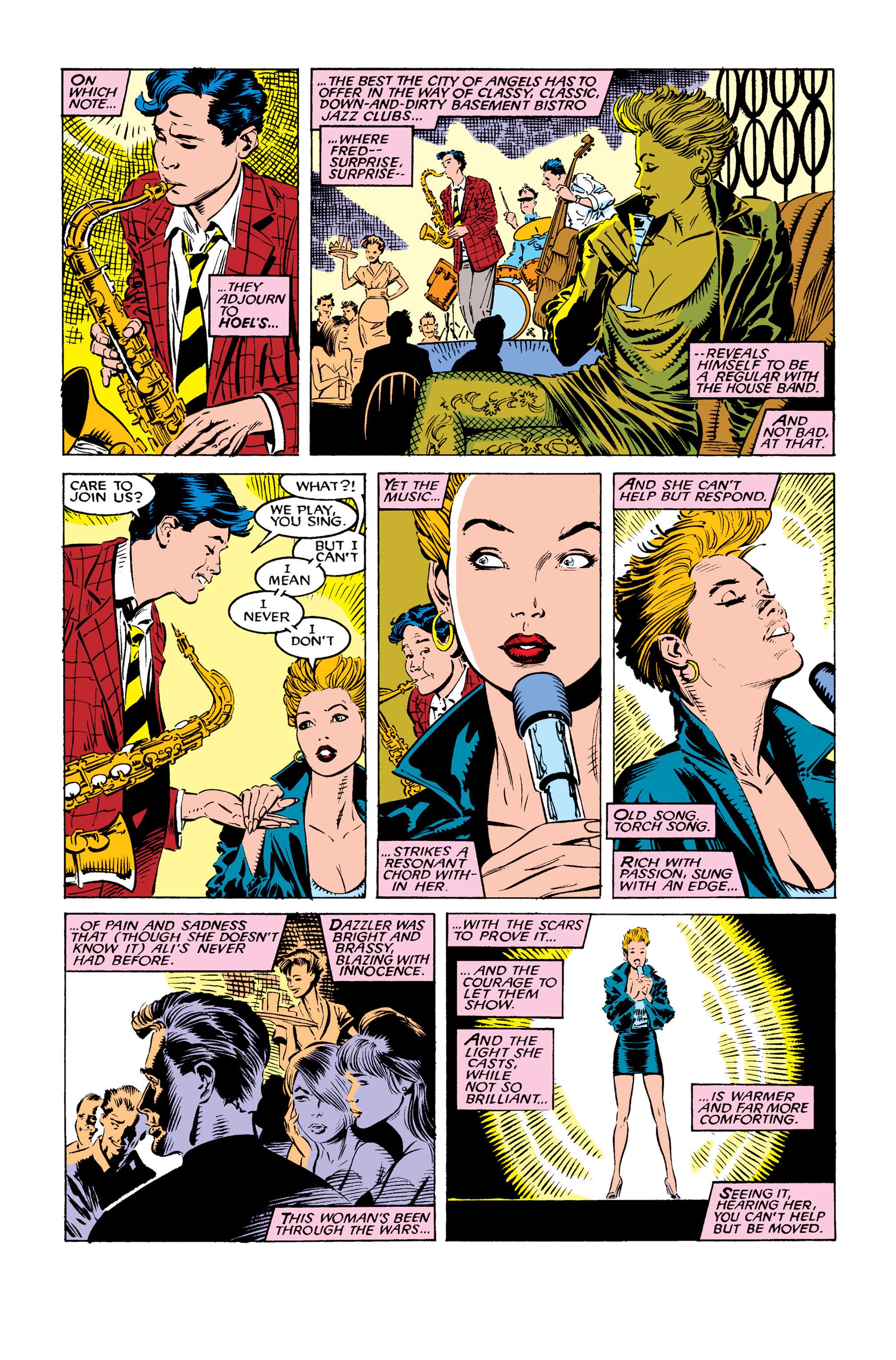 Read online Uncanny X-Men (1963) comic -  Issue #259 - 22