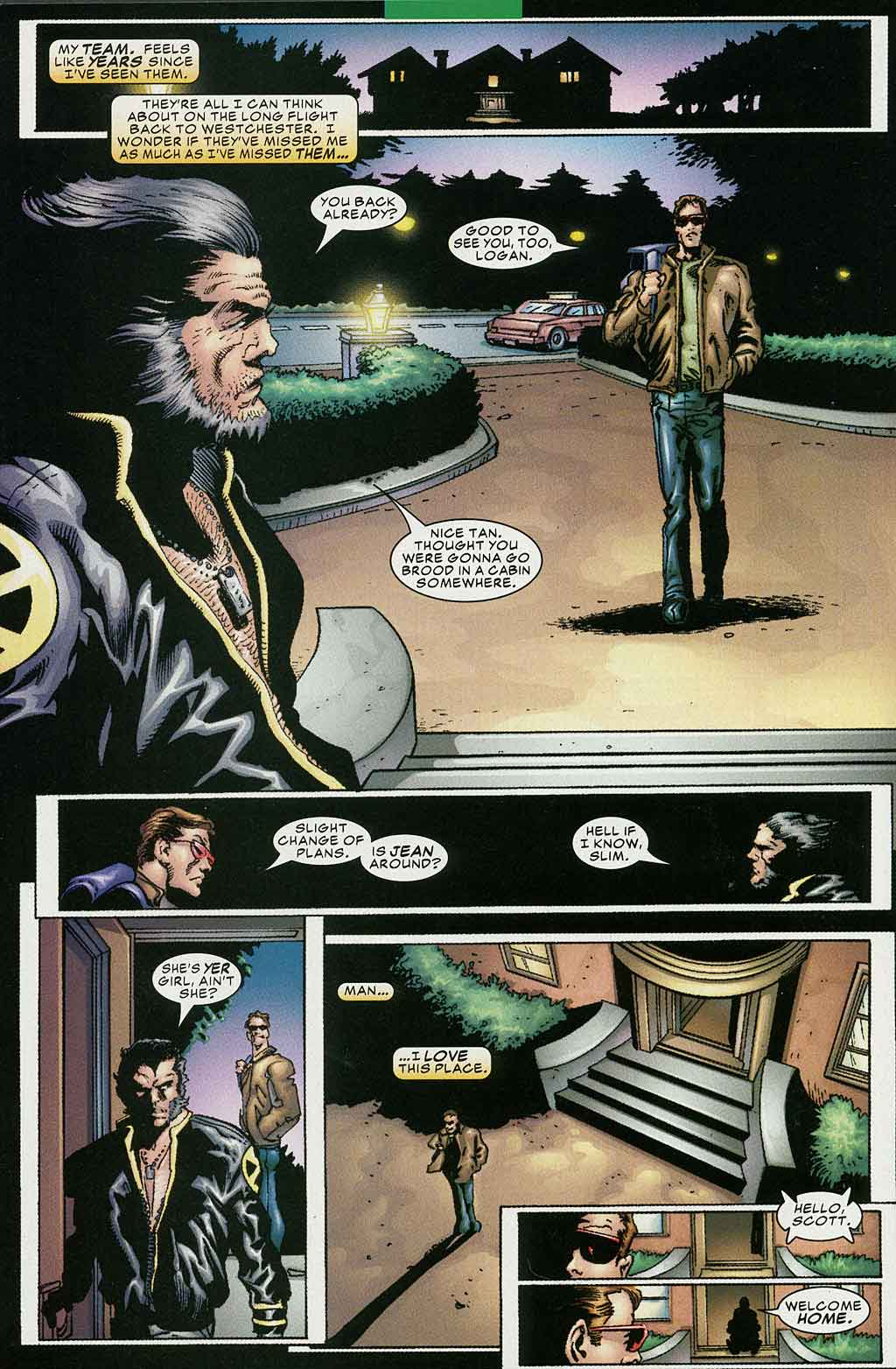 Read online Cyclops (2001) comic -  Issue #4 - 22