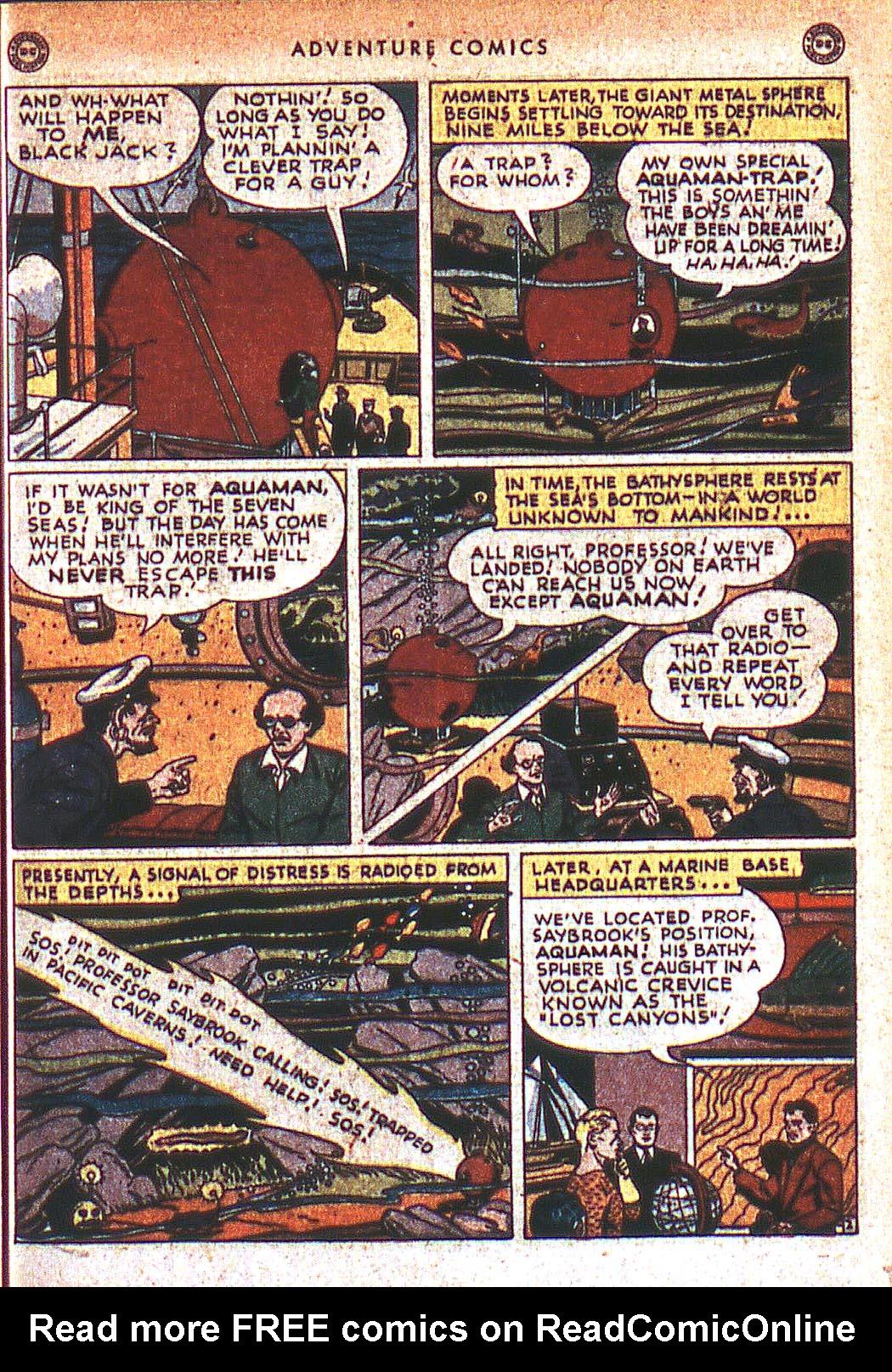 Read online Adventure Comics (1938) comic -  Issue #125 - 26