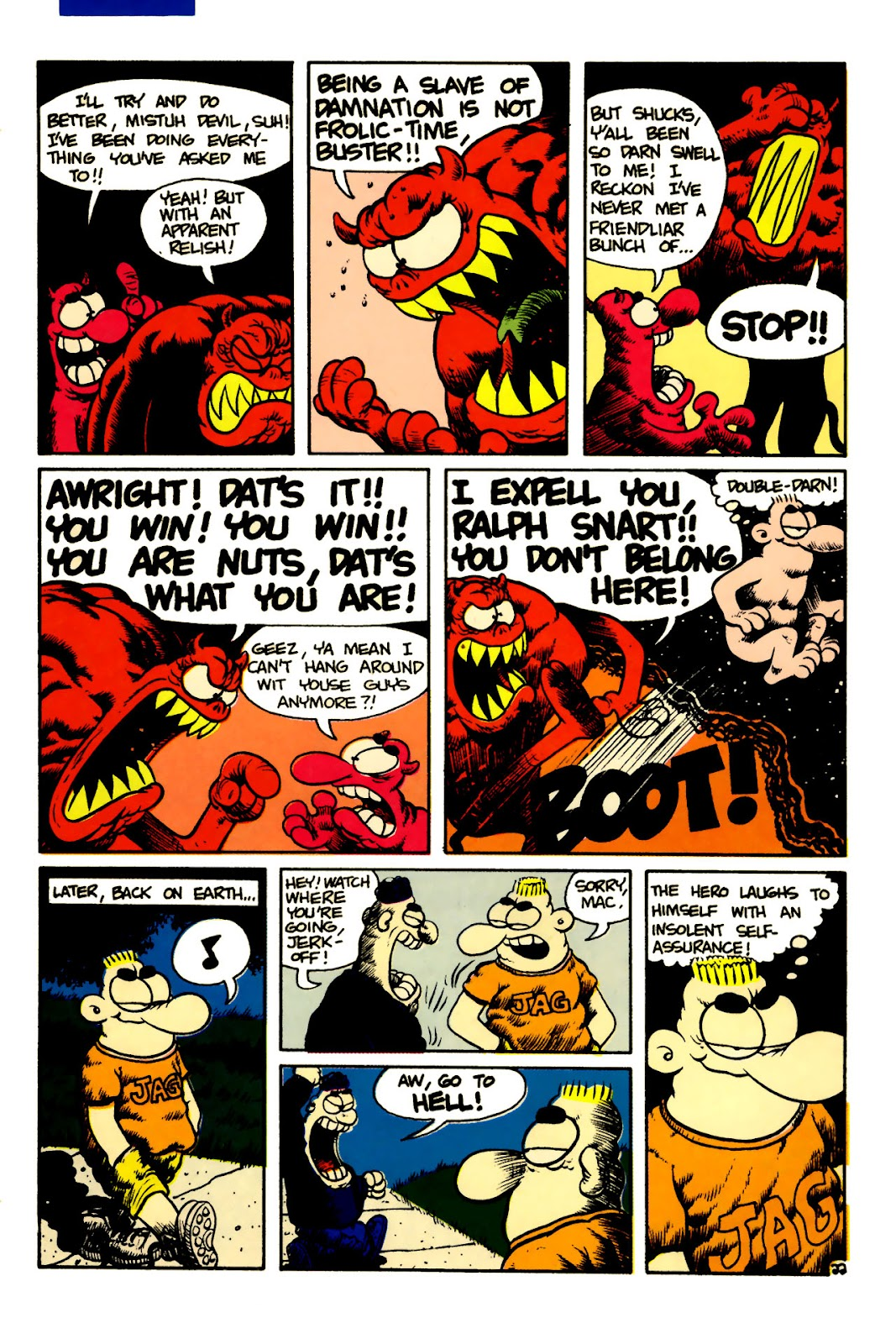 Ralph Snart Adventures (1988) issue 5 - Page 25