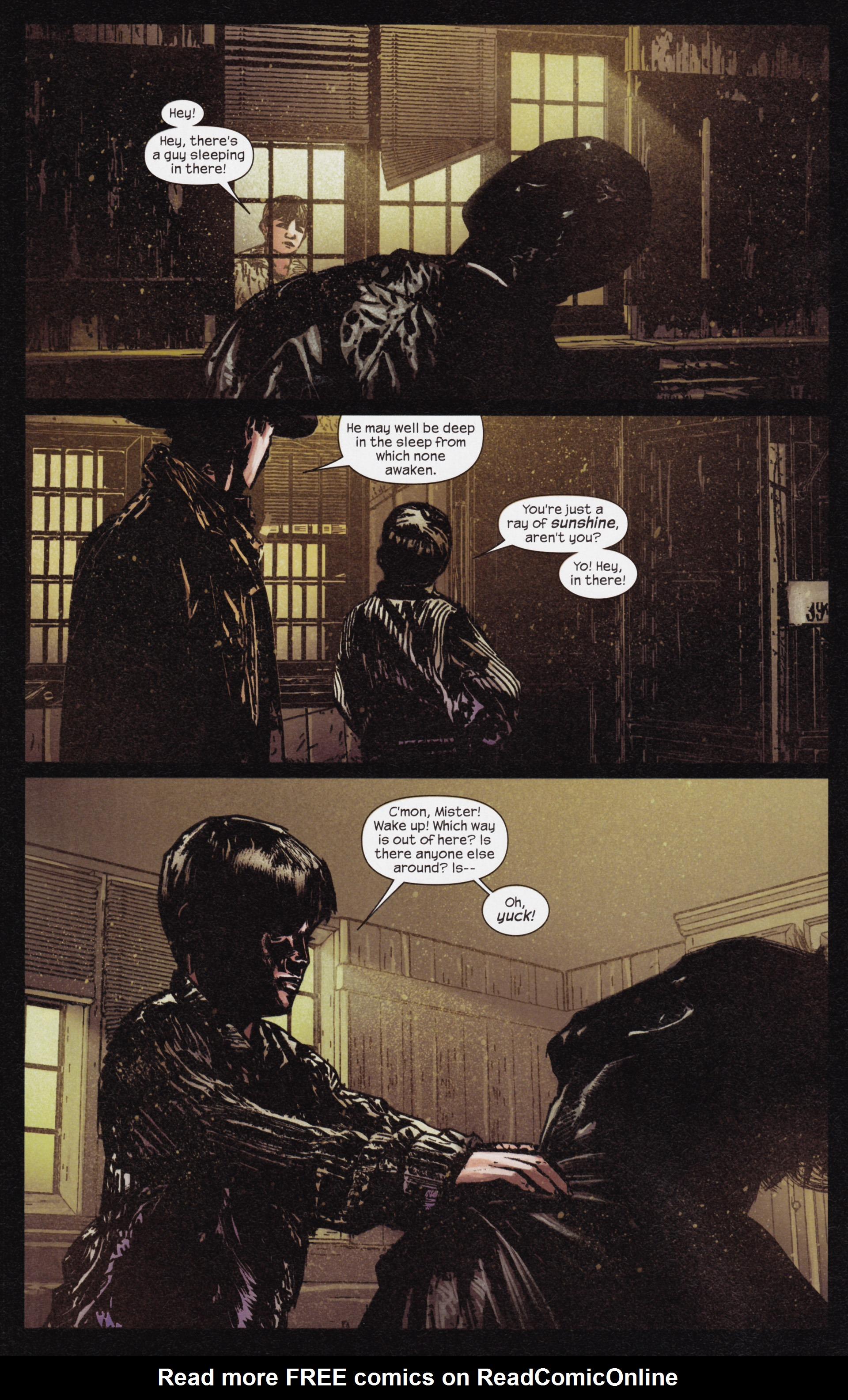 Read online Dark Tower: The Gunslinger - The Man in Black comic -  Issue #3 - 18