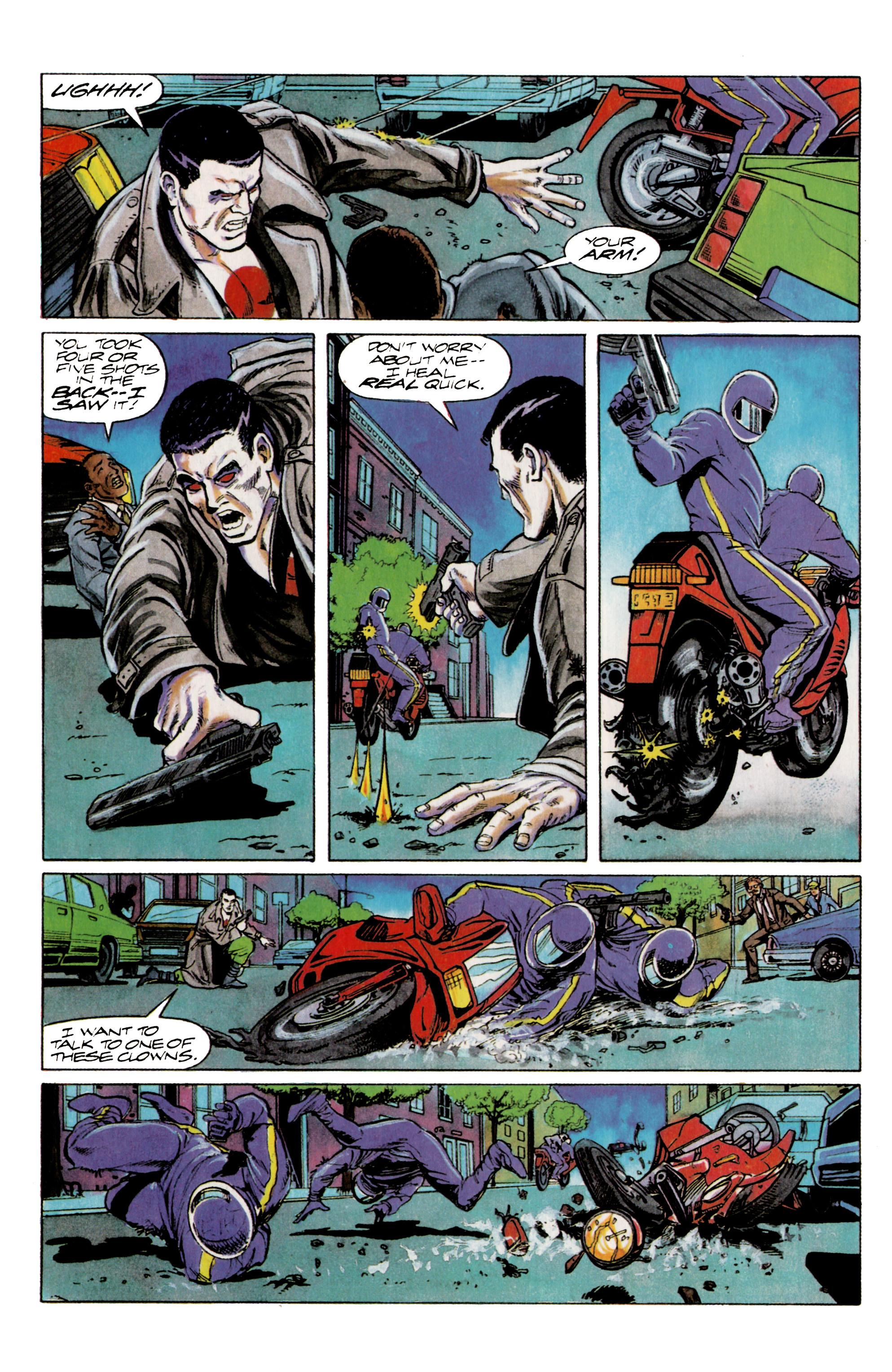 Read online Eternal Warrior (1992) comic -  Issue #14 - 9