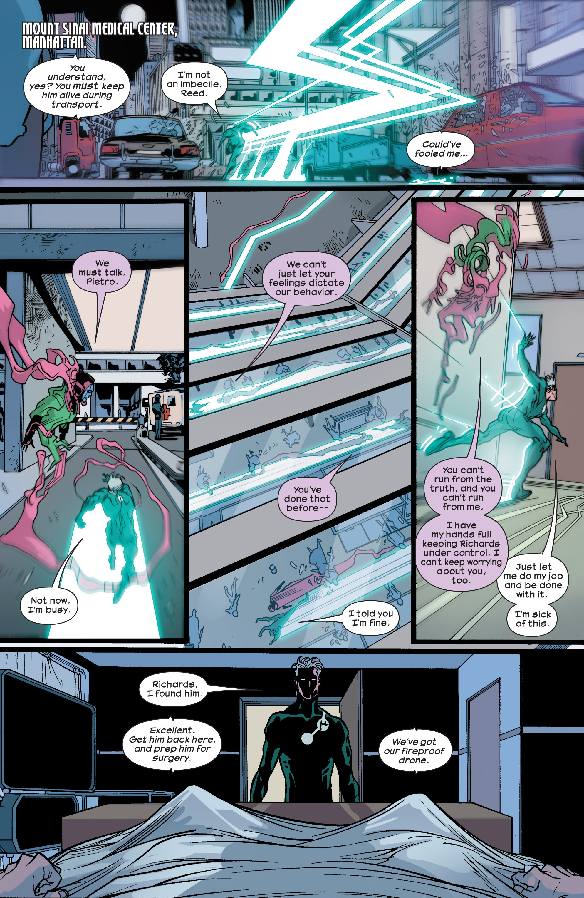 Read online Ultimate Comics Ultimates comic -  Issue #28 - 17