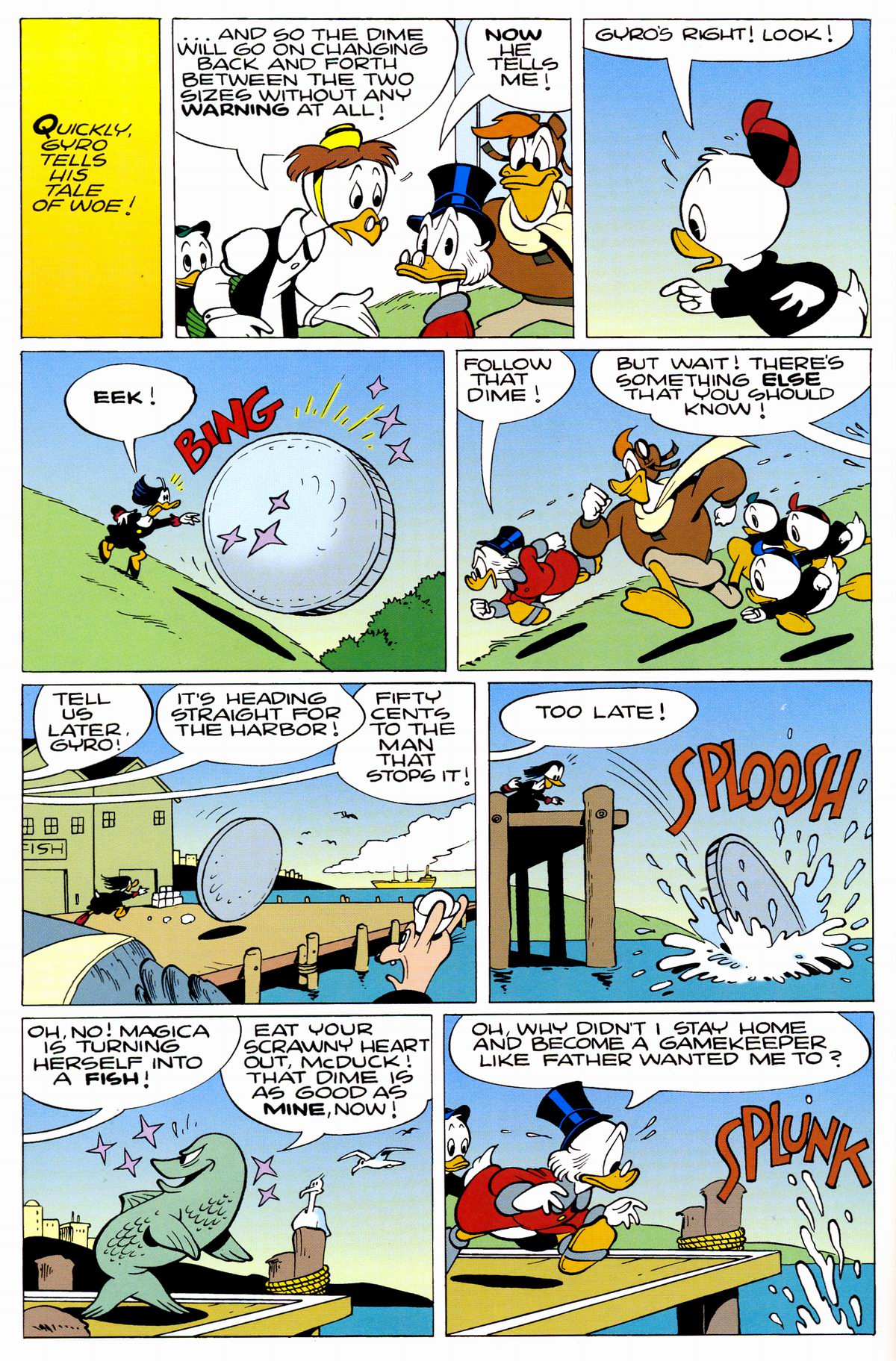 Read online Uncle Scrooge (1953) comic -  Issue #328 - 58