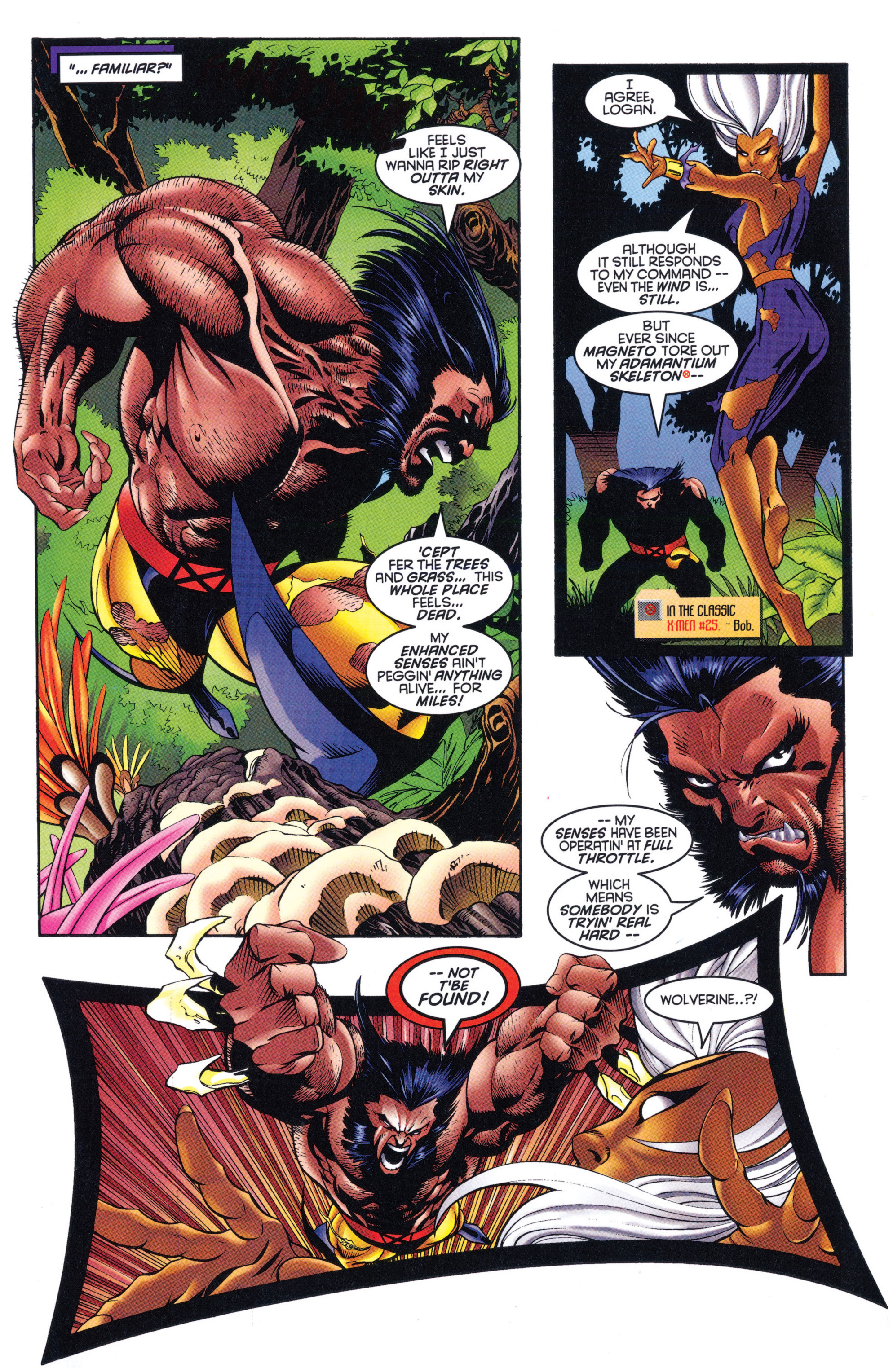 X-Men (1991) 50 Page 12