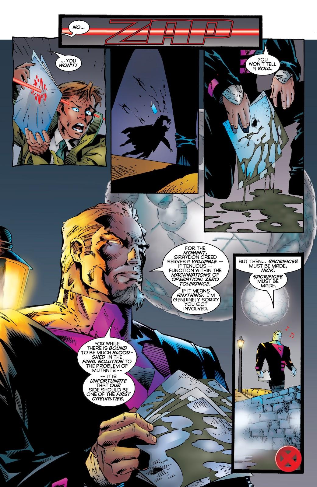Uncanny X-Men (1963) issue 339 - Page 23