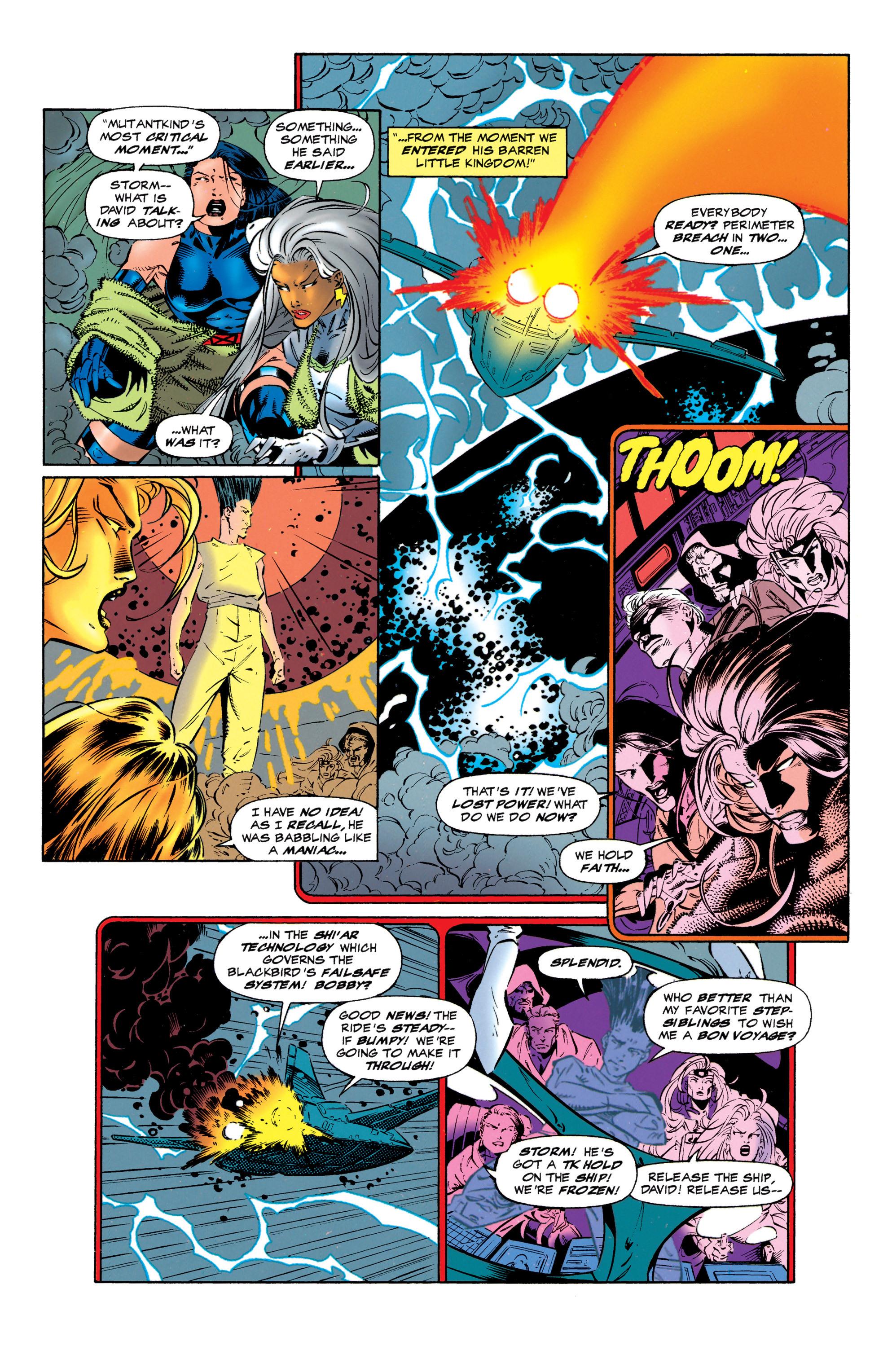 Read online Uncanny X-Men (1963) comic -  Issue #320 - 15