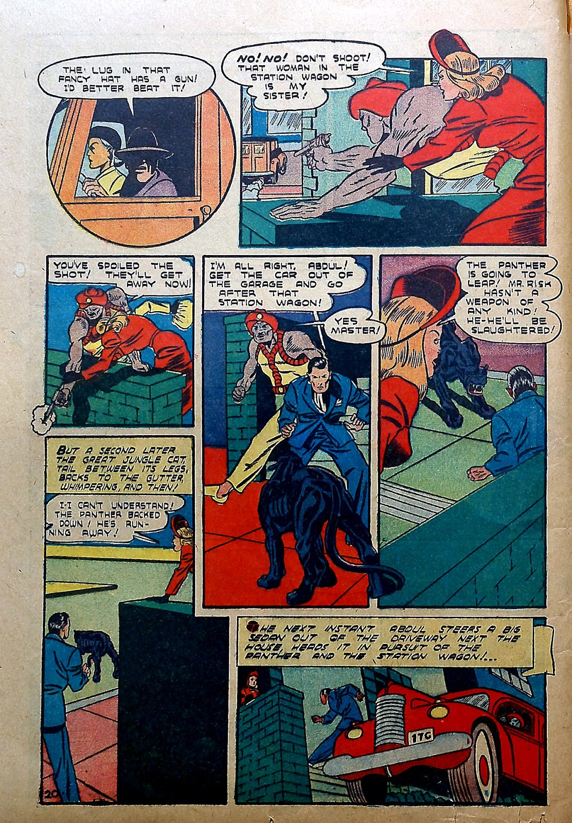 Our Flag Comics issue 5 - Page 17