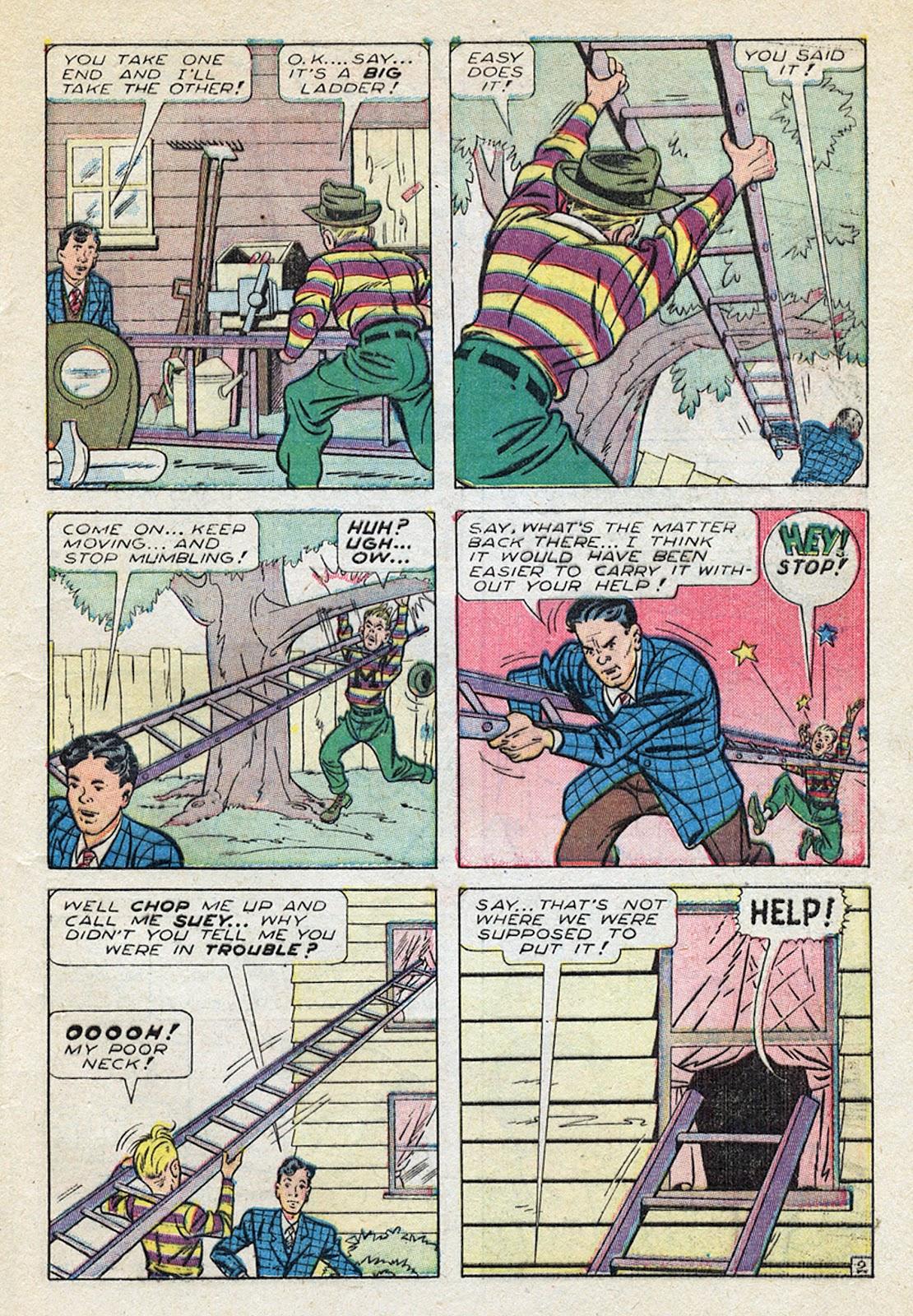 Georgie Comics (1945) issue 4 - Page 11