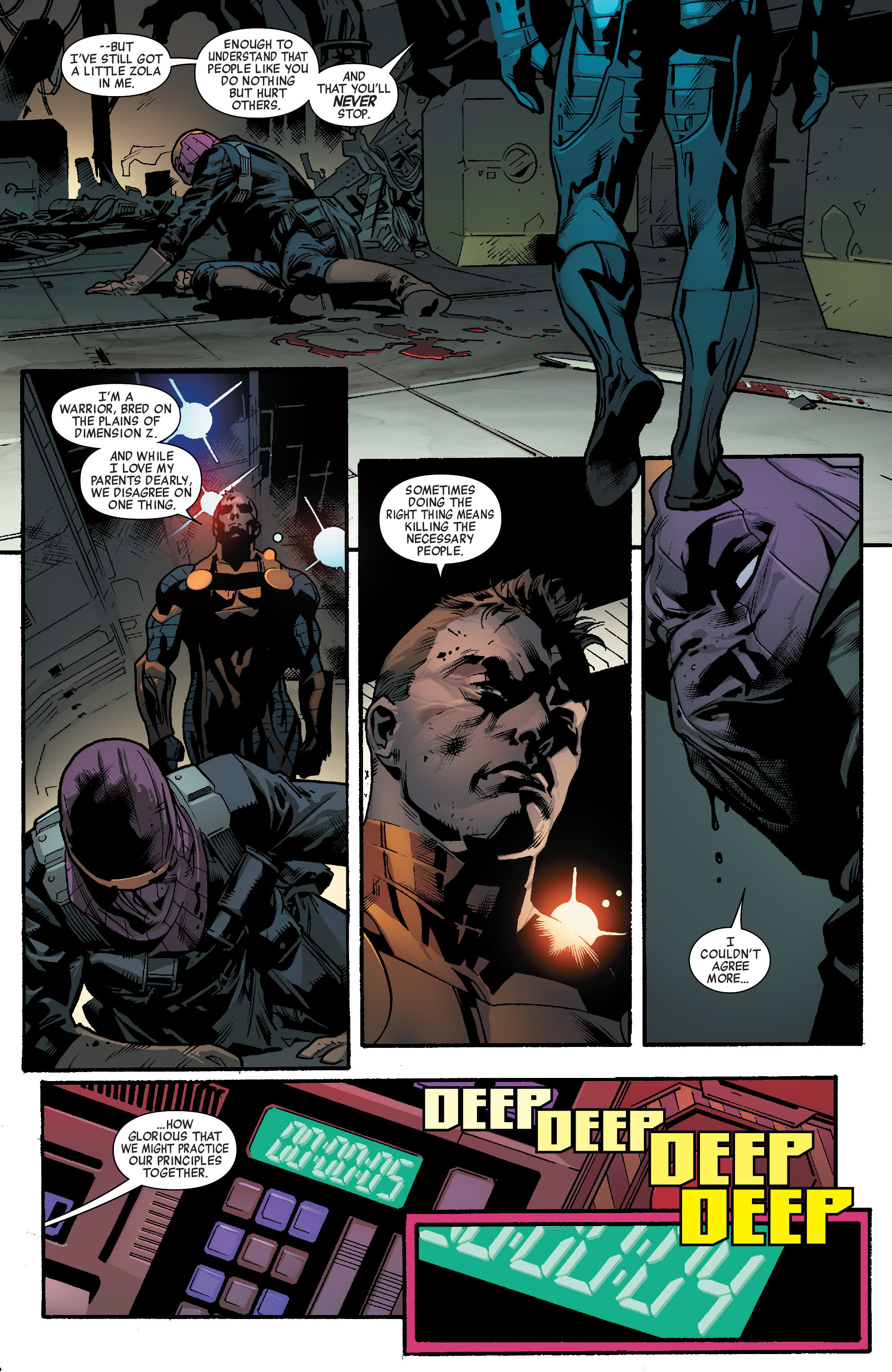 Read online All-New Captain America comic -  Issue #6 - 16