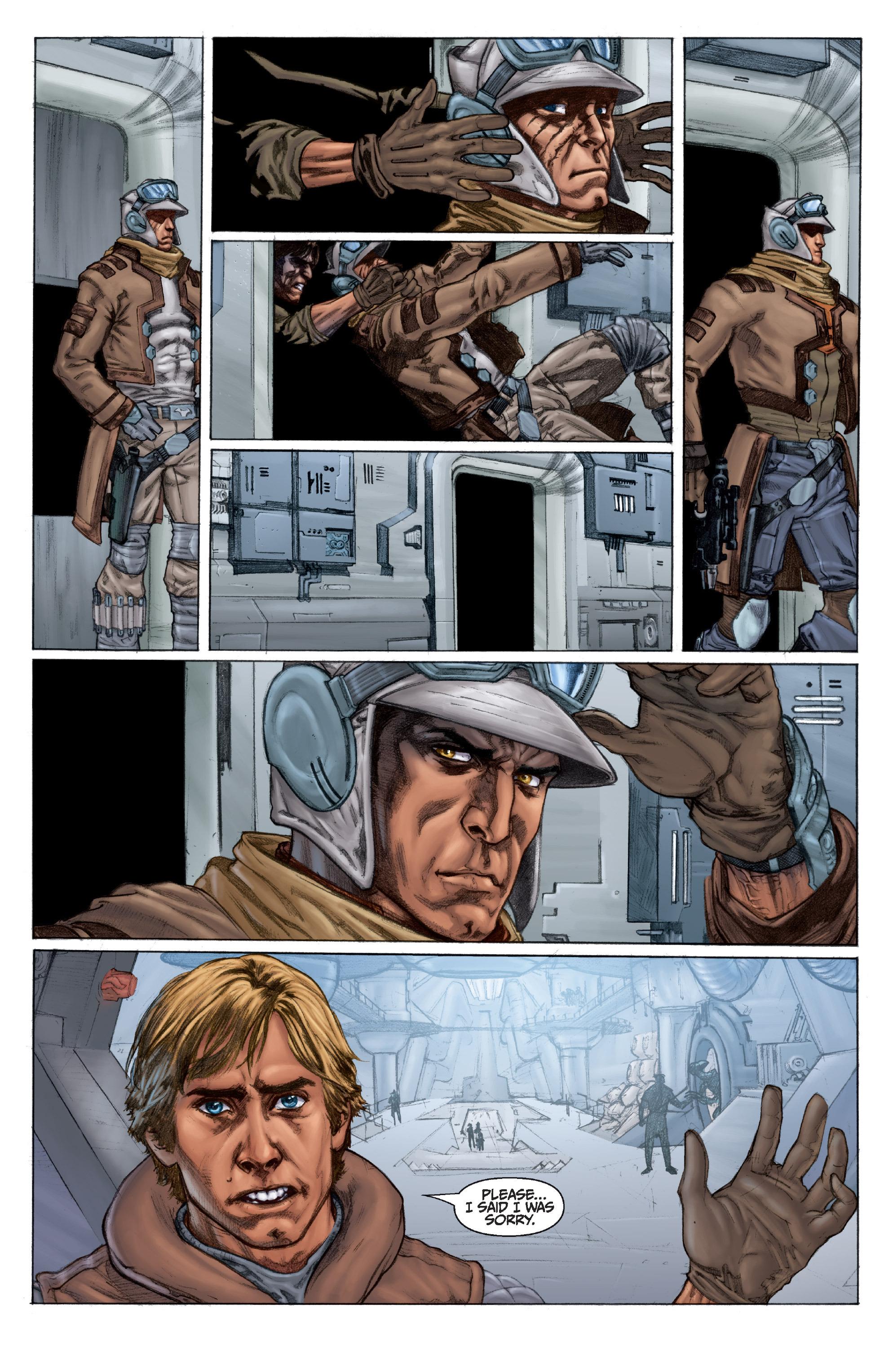 Read online Star Wars Omnibus comic -  Issue # Vol. 22 - 406