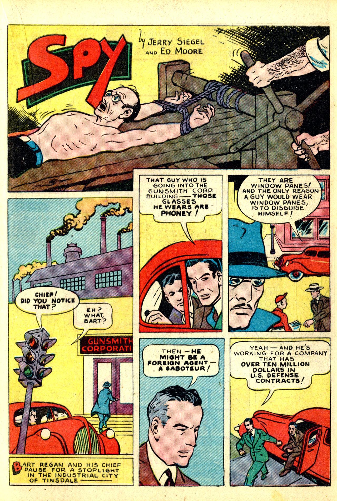 Read online Detective Comics (1937) comic -  Issue #50 - 17