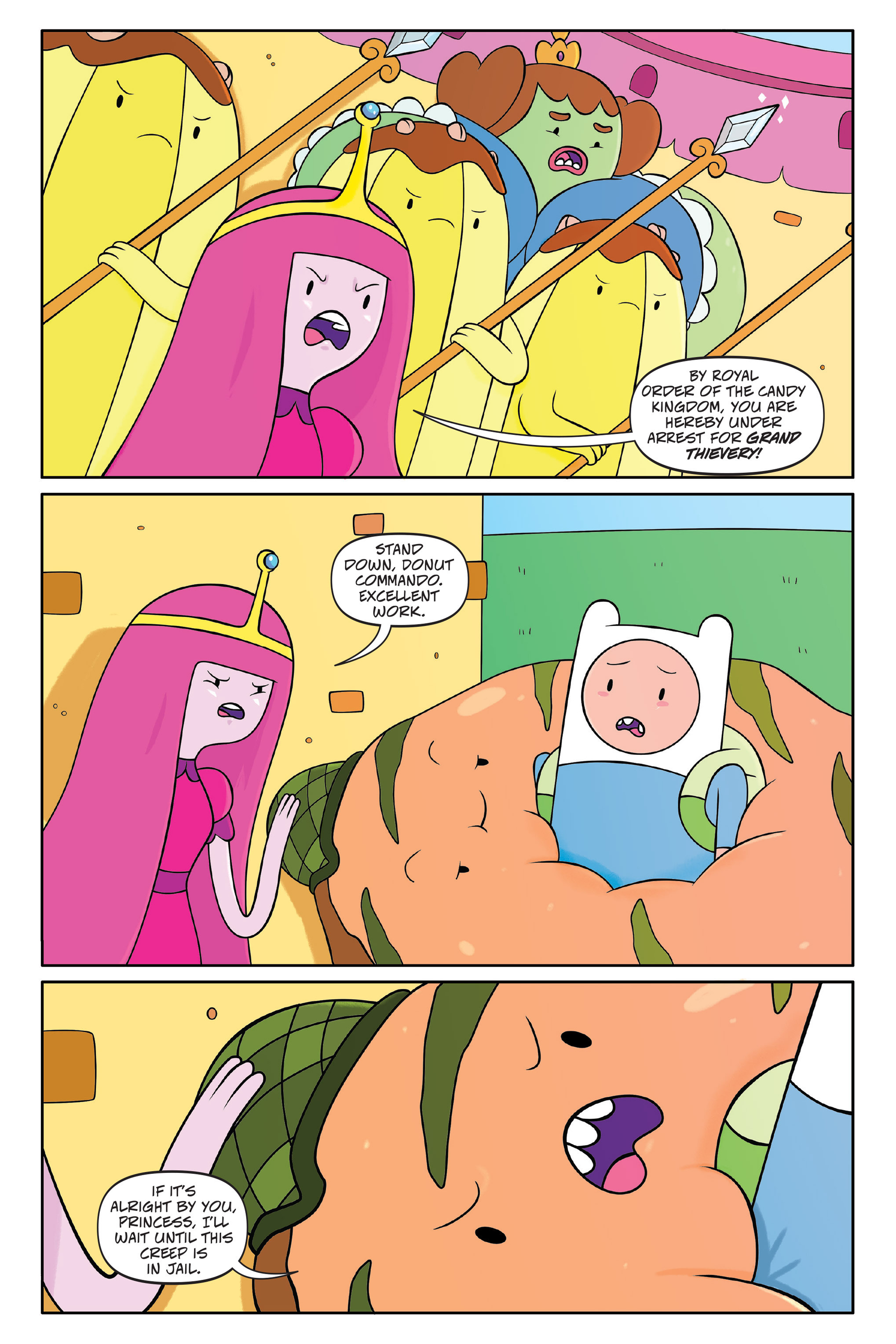 Read online Adventure Time: The Four Castles comic -  Issue #Adventure Time: The Four Castles TPB - 117