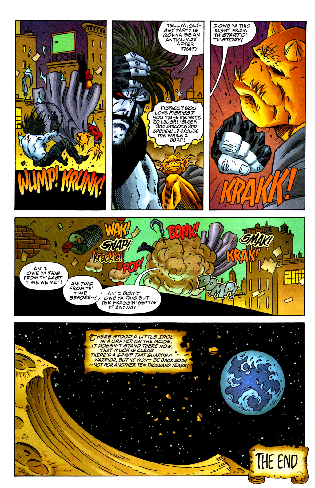 Read online Lobo/Demon: Hellowe'en comic -  Issue # Full - 25