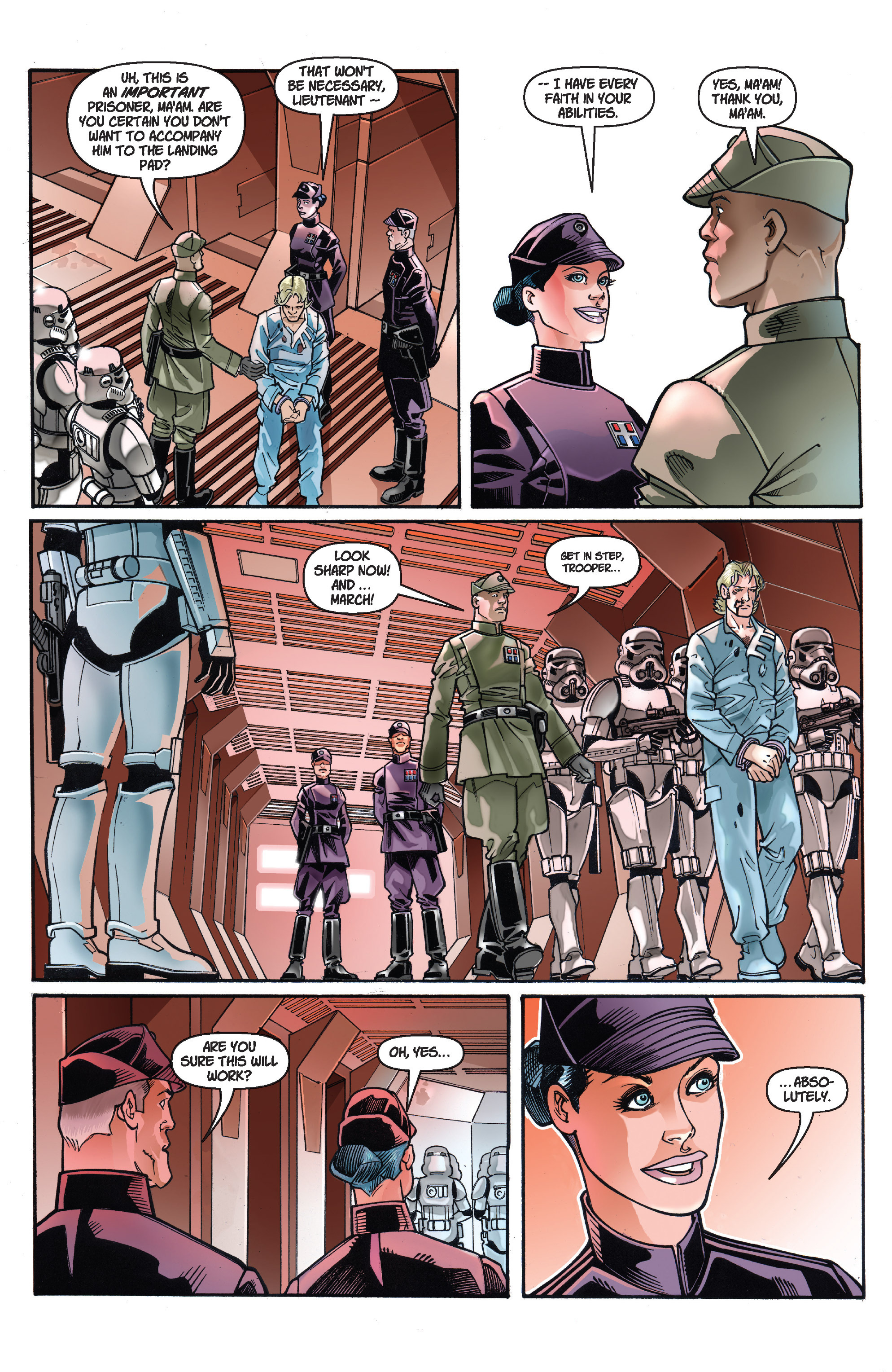 Read online Star Wars Omnibus comic -  Issue # Vol. 22 - 279