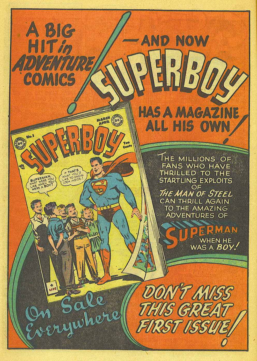 Read online Adventure Comics (1938) comic -  Issue #138 - 24