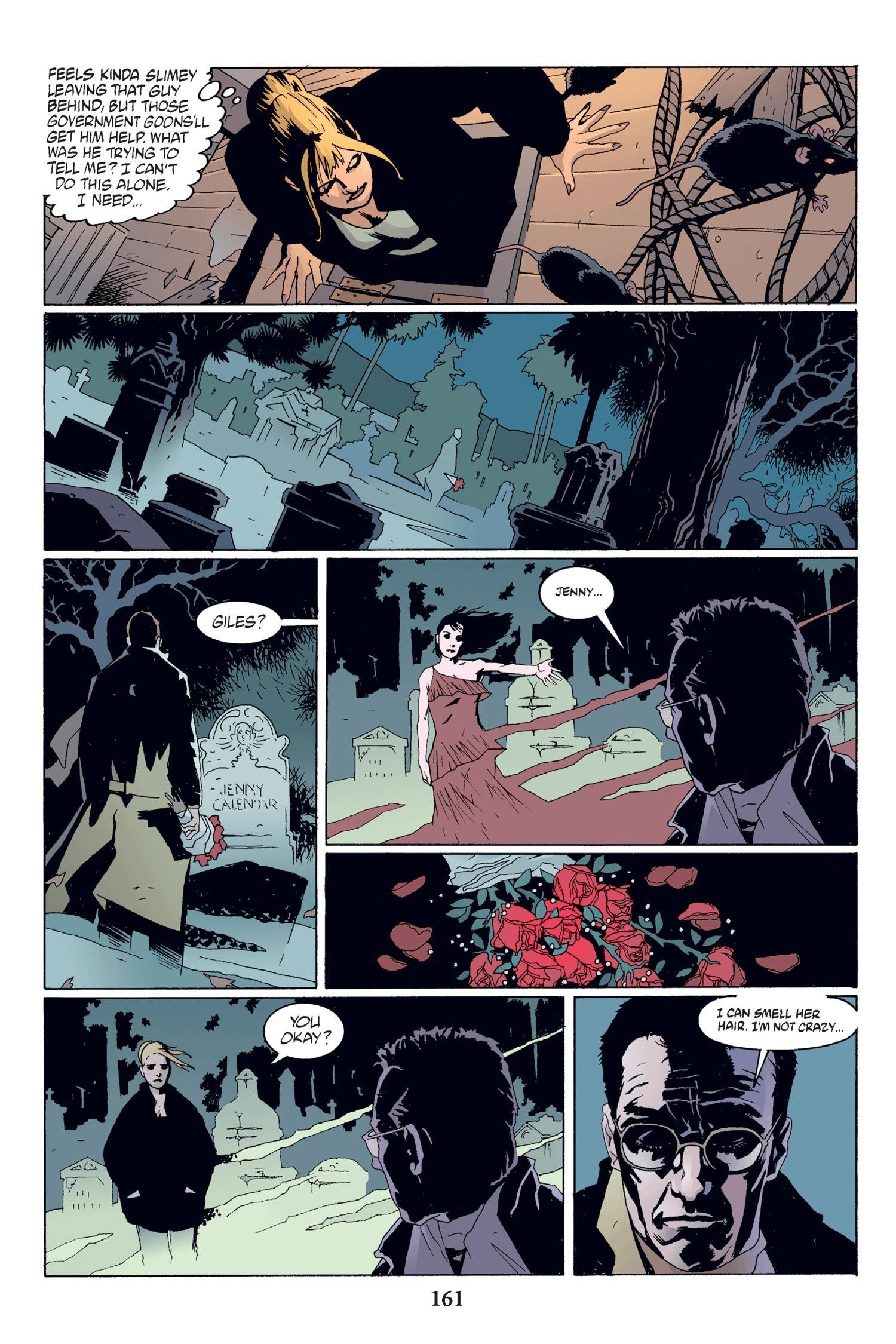 Read online Buffy the Vampire Slayer: Omnibus comic -  Issue # TPB 2 - 155