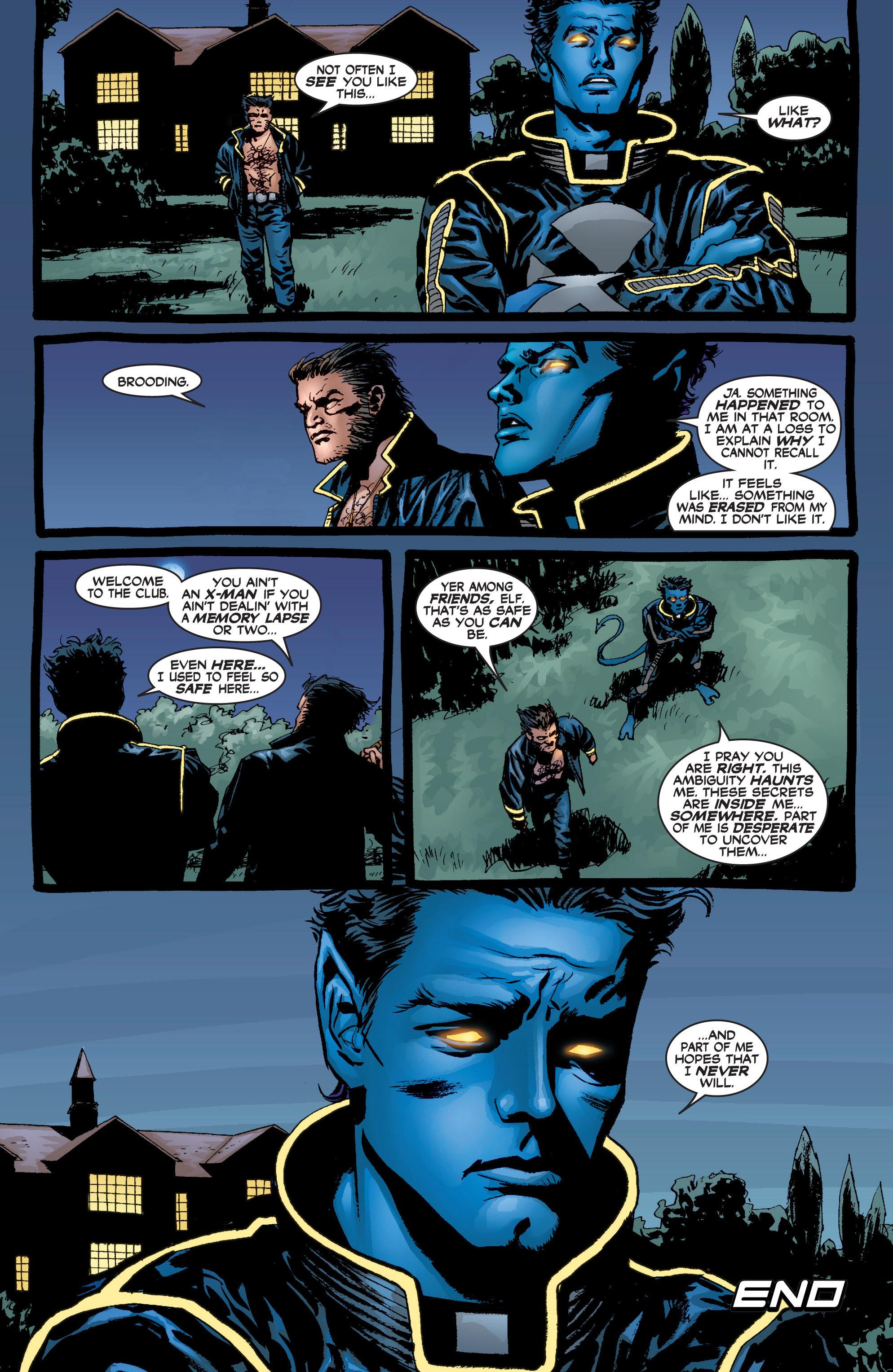 Read online Uncanny X-Men (1963) comic -  Issue #400 - 45