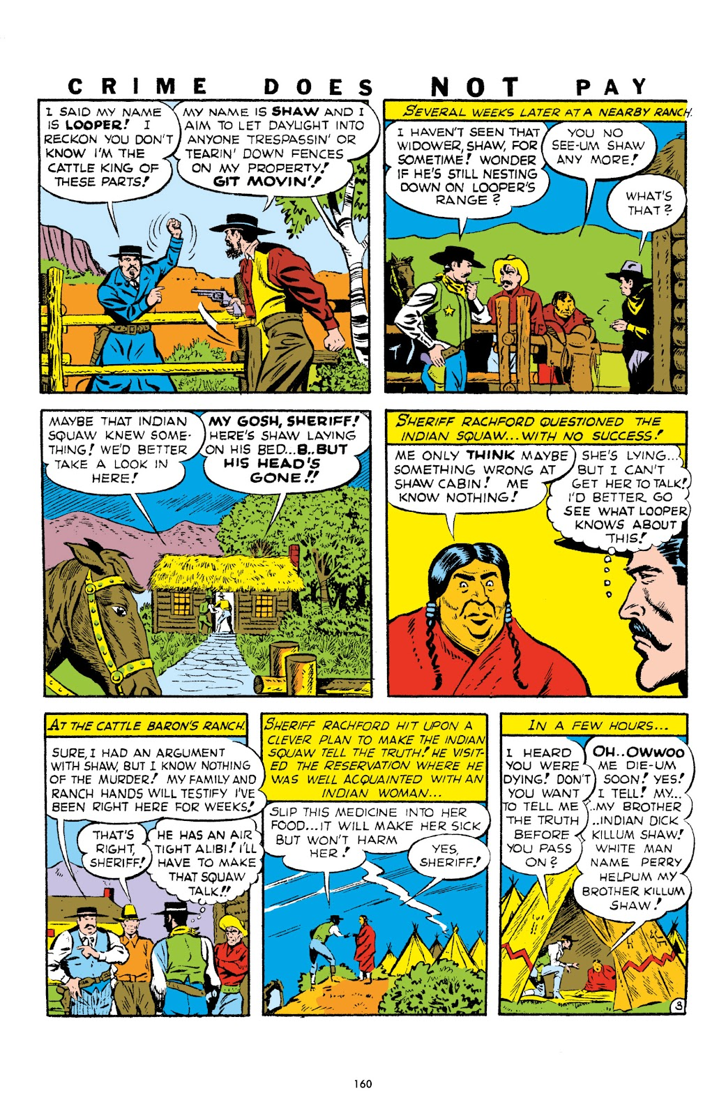 Read online Crime Does Not Pay Archives comic -  Issue # TPB 1 (Part 2) - 63