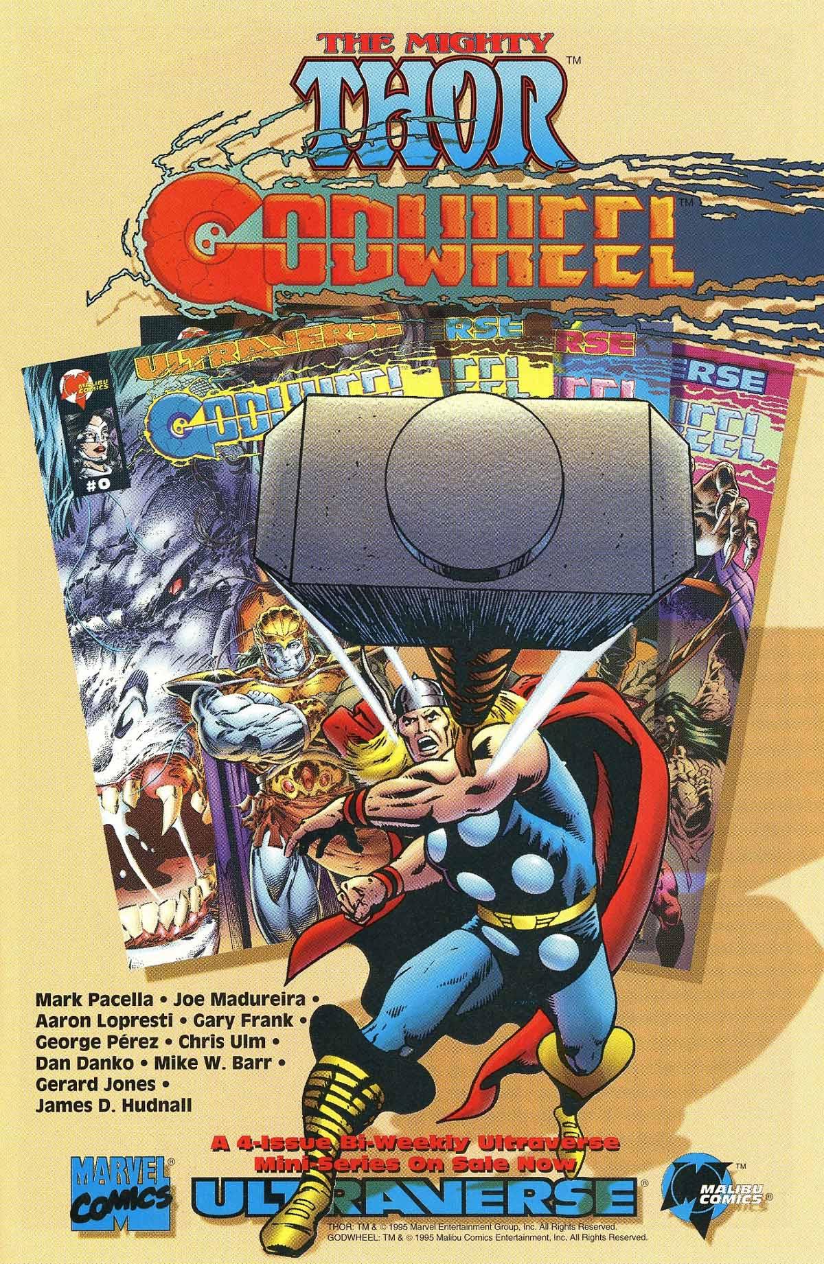 Read online Rune (1994) comic -  Issue #7 - 21