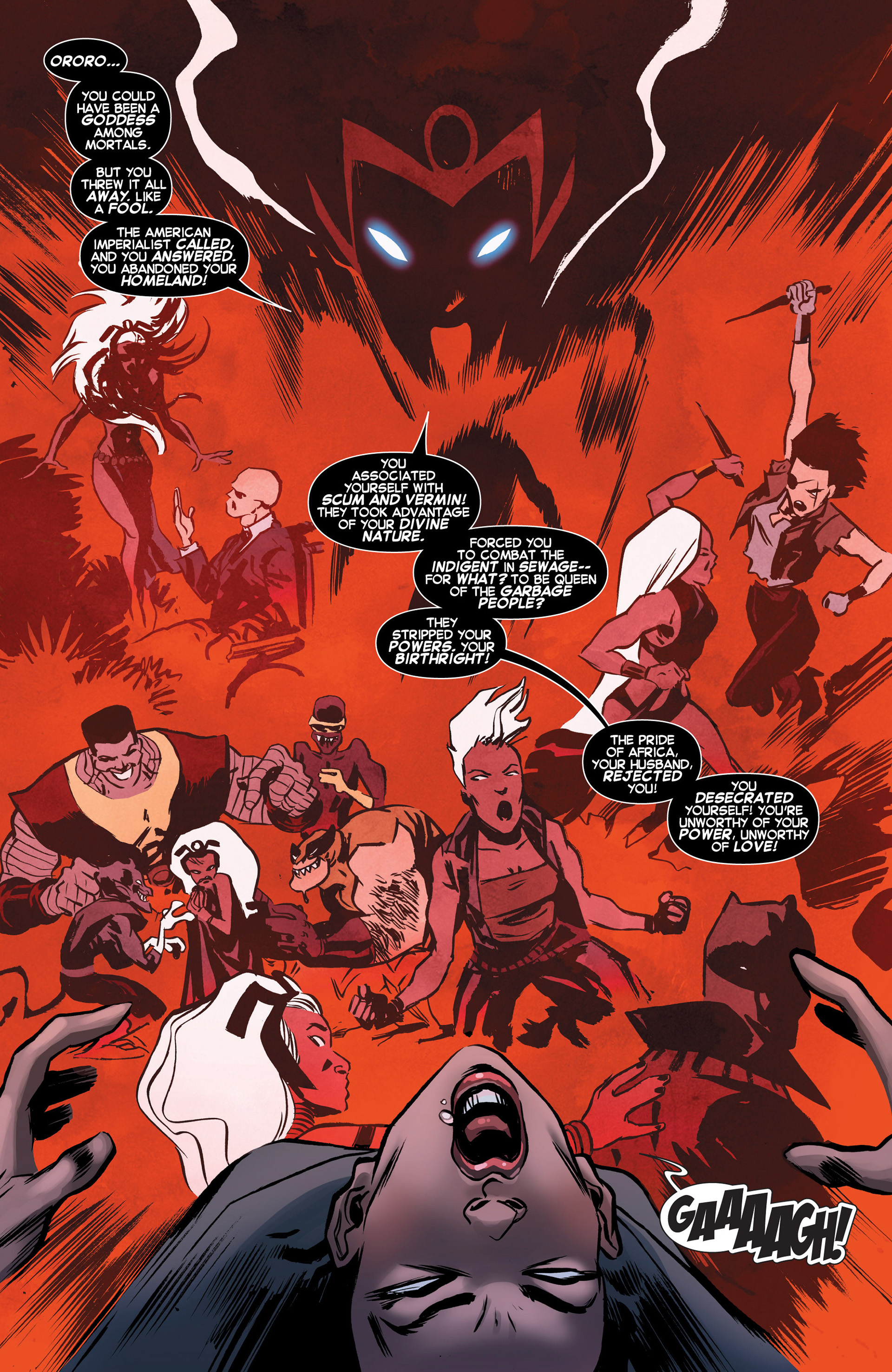 Read online Uncanny X-Force (2013) comic -  Issue #10 - 11
