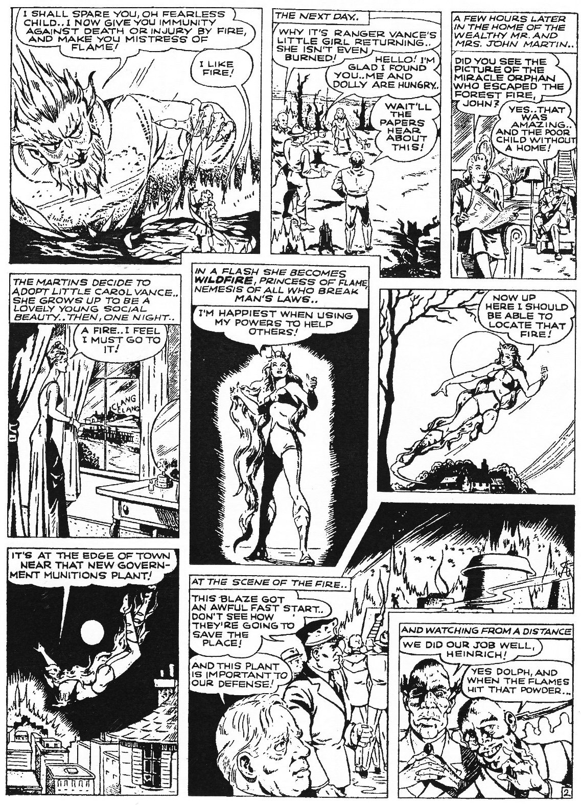 Read online Men of Mystery Comics comic -  Issue #82 - 196