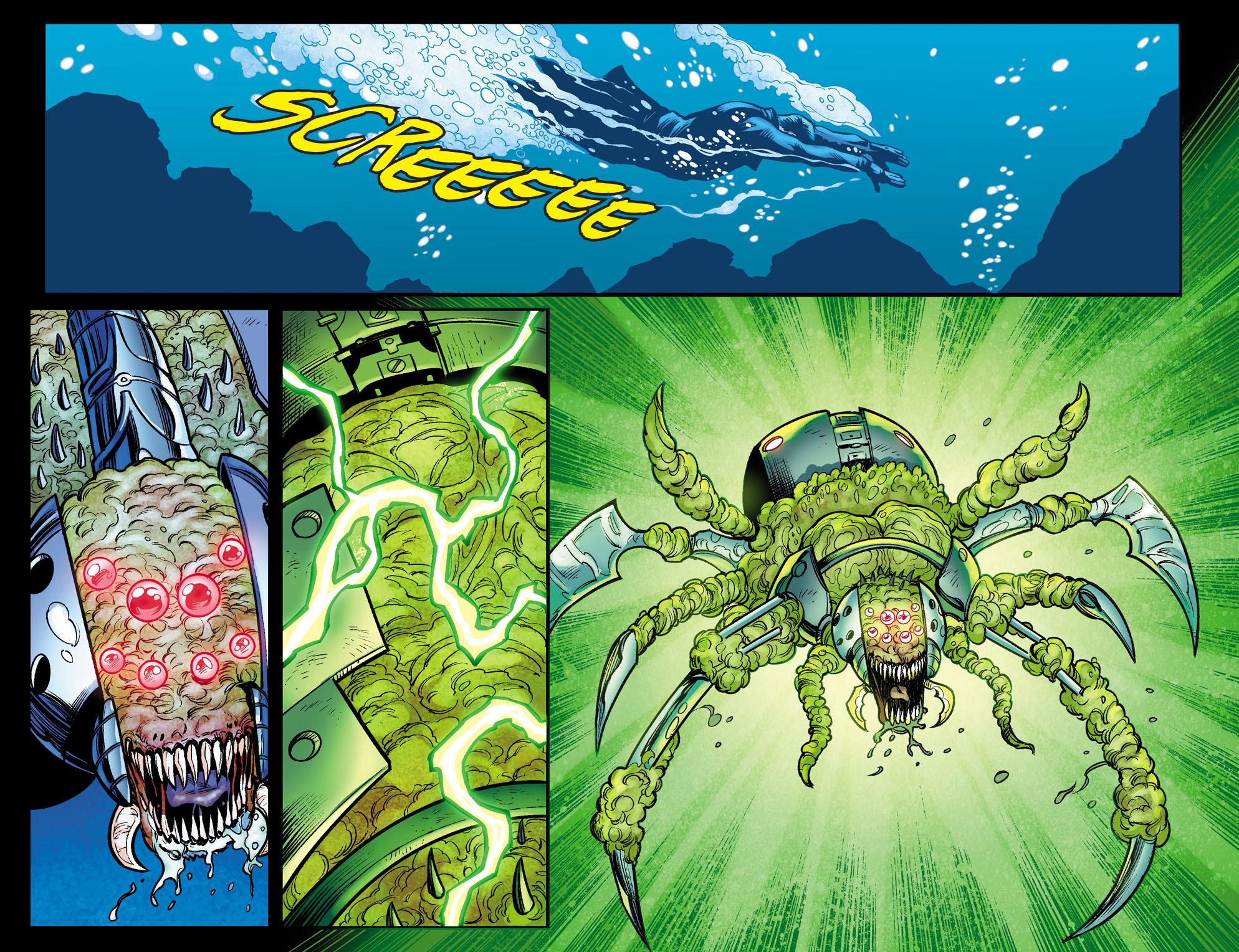 Read online Arrow: The Dark Archer comic -  Issue #10 - 6