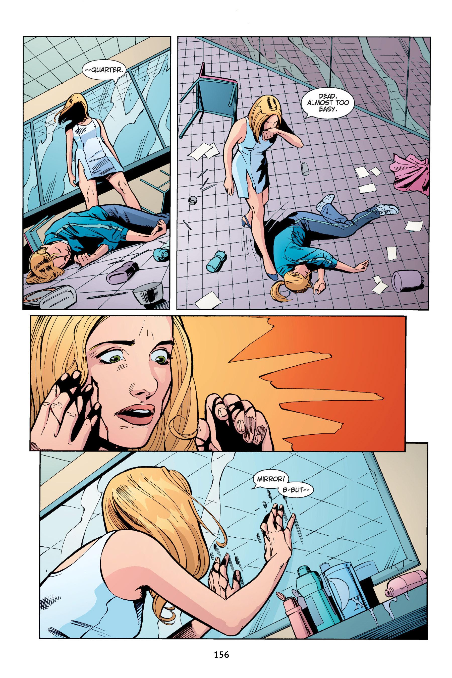 Read online Buffy the Vampire Slayer: Omnibus comic -  Issue # TPB 4 - 157