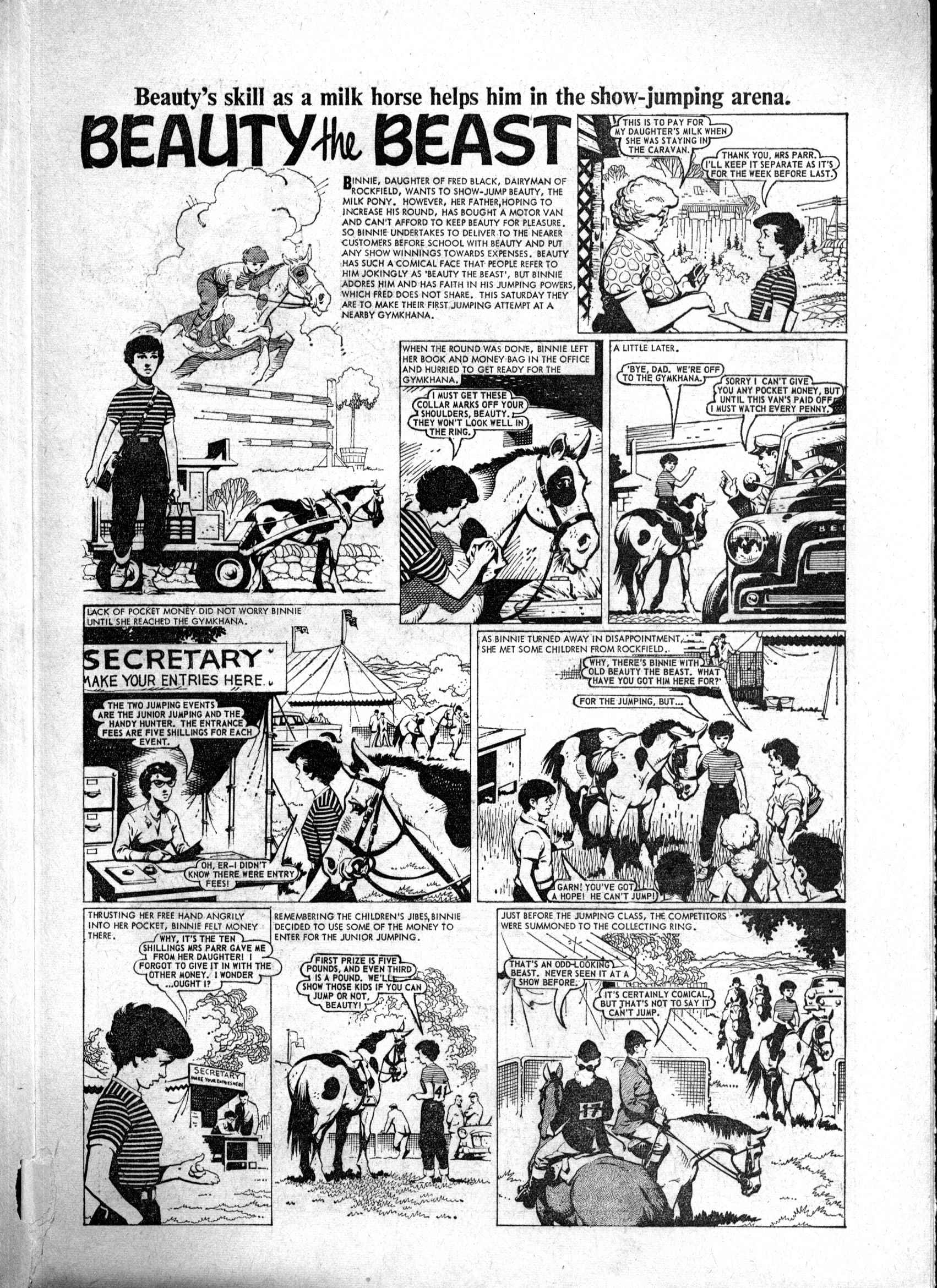 Read online Judy comic -  Issue #229 - 9