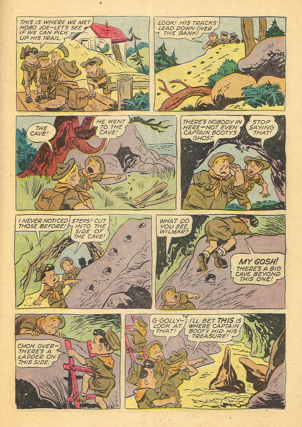 Four Color Comics issue 462 - Page 31