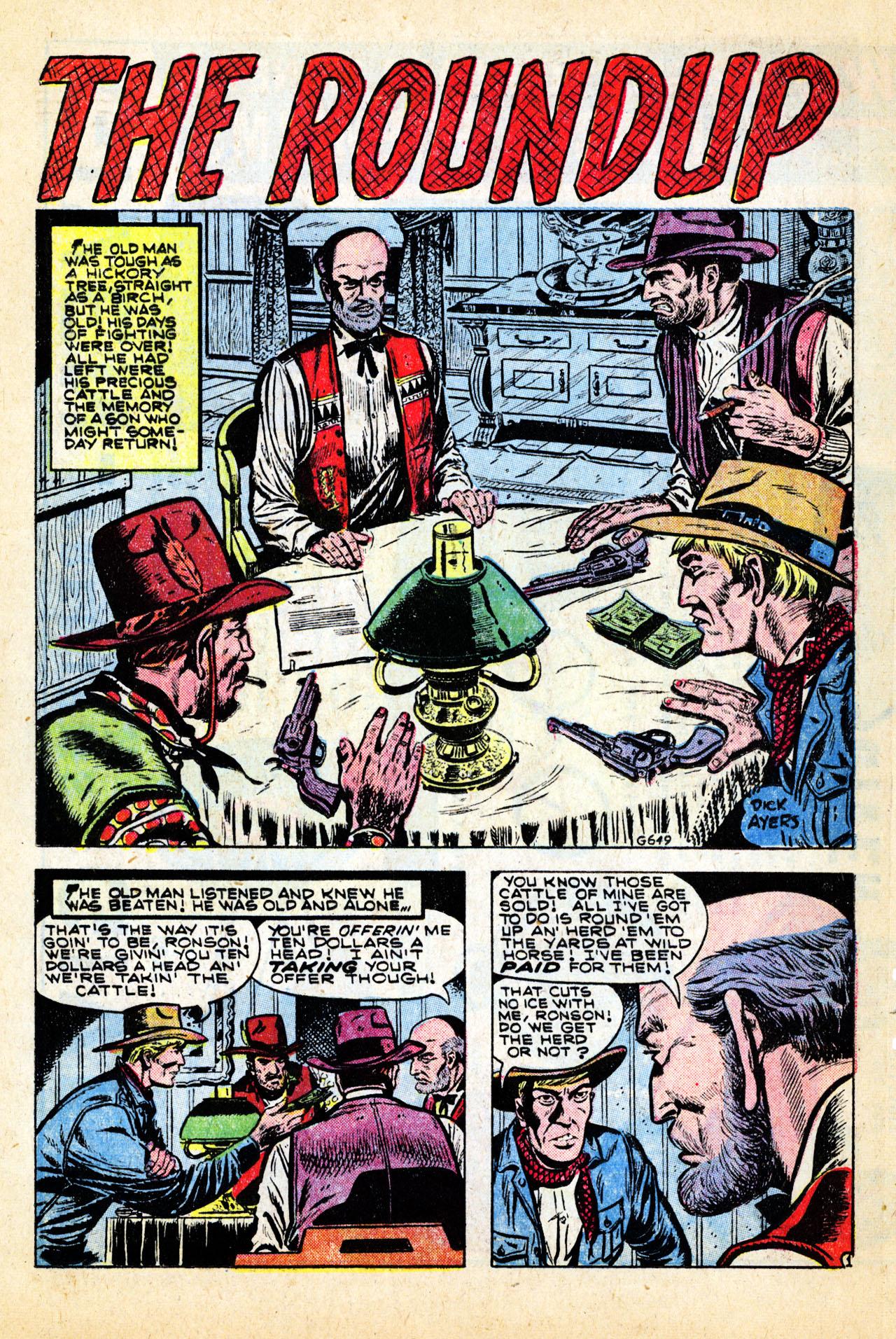 Read online Two-Gun Kid comic -  Issue #26 - 19