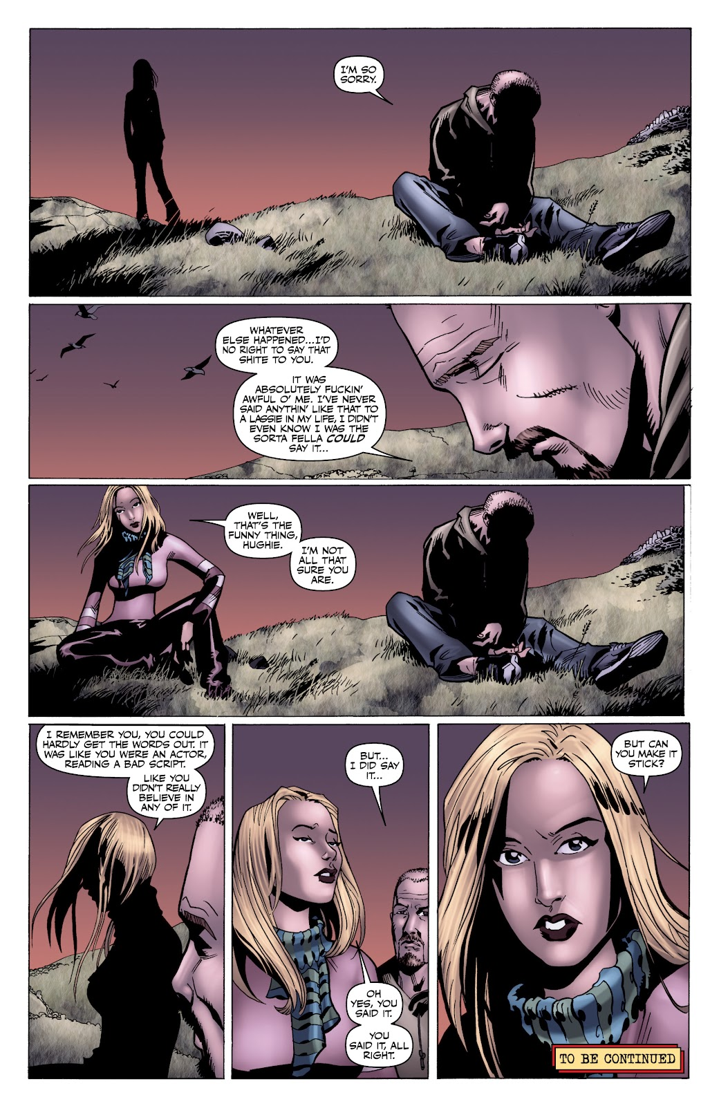 Read online The Boys Omnibus comic -  Issue # TPB 4 (Part 4) - 5