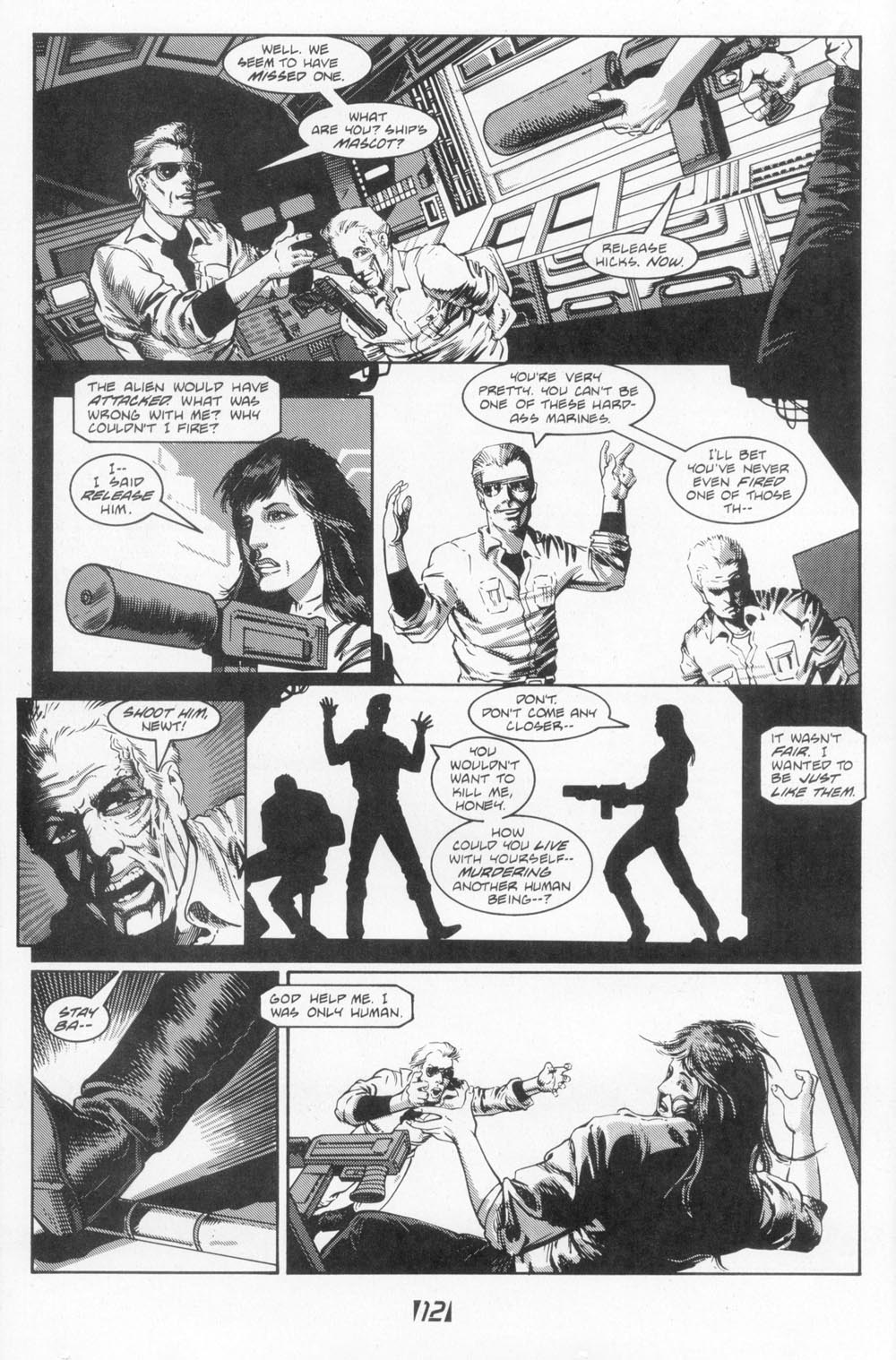Read online Aliens (1988) comic -  Issue #5 - 14