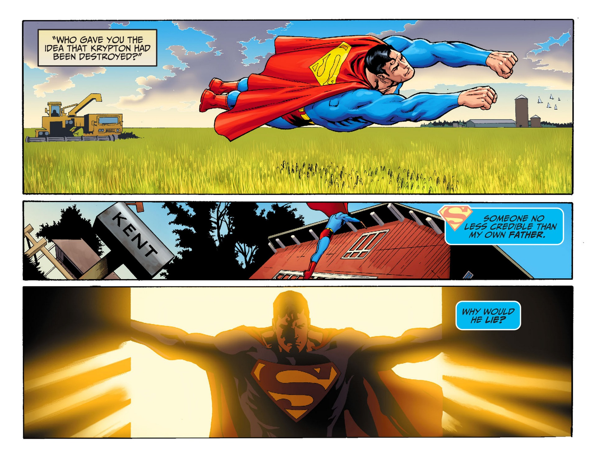 Read online Adventures of Superman [I] comic -  Issue #22 - 15
